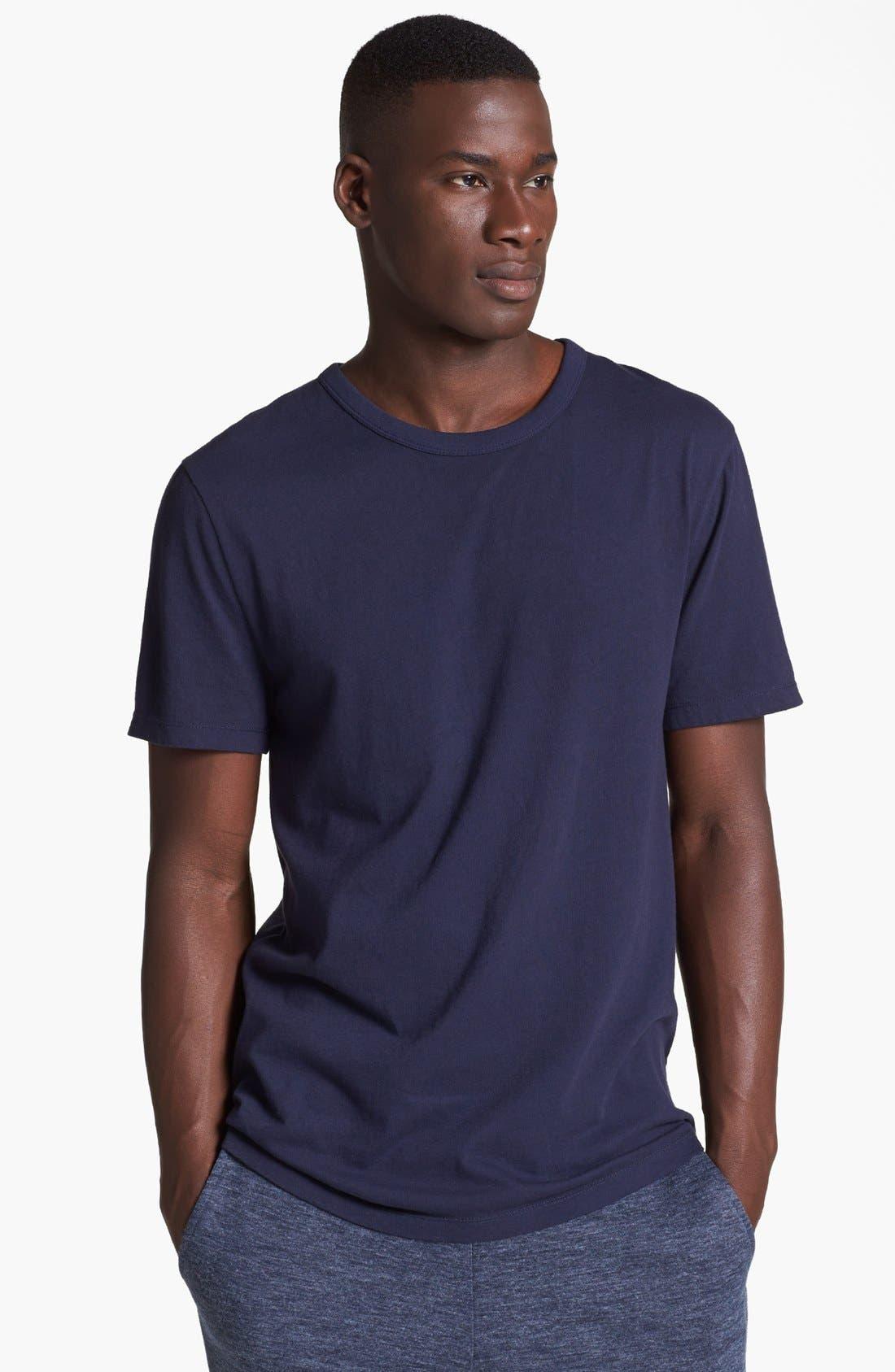 Main Image - T by Alexander Wang Classic Crewneck T-Shirt