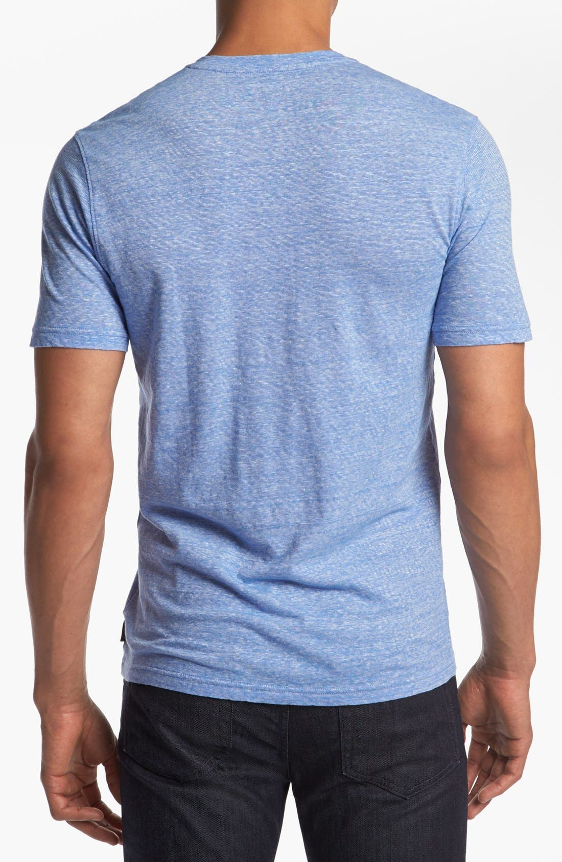 Alternate Image 2  - Michael Kors V-Neck T-Shirt