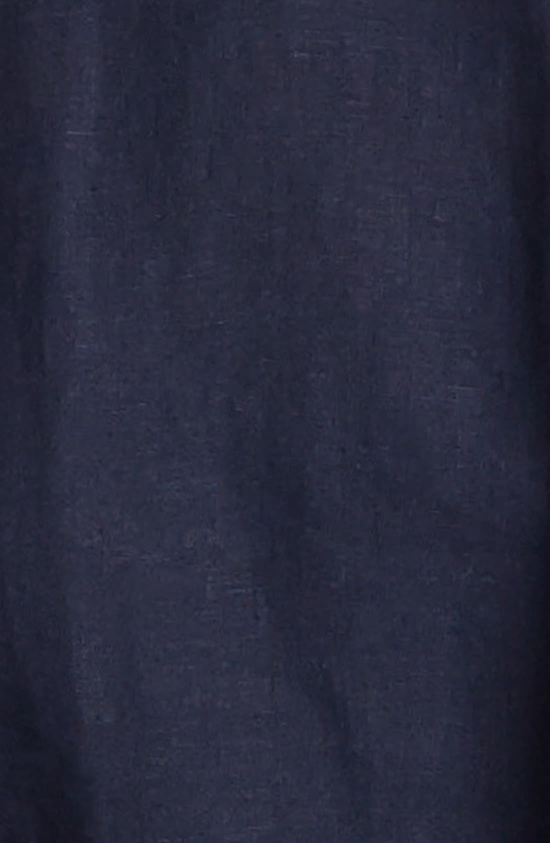 Alternate Image 1 Selected - Eileen Fisher Open Front Linen Jacket