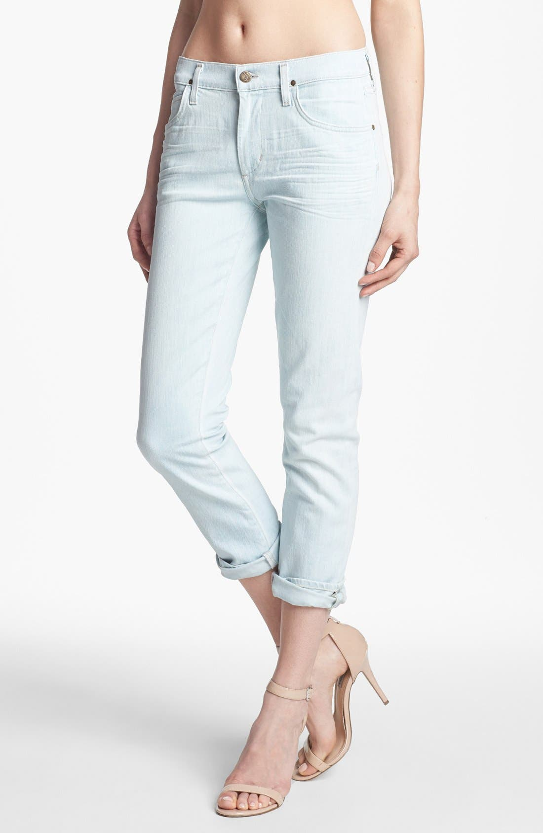 Main Image - Citizens of Humanity 'Carlton' Skinny Crop Jeans (Serene)