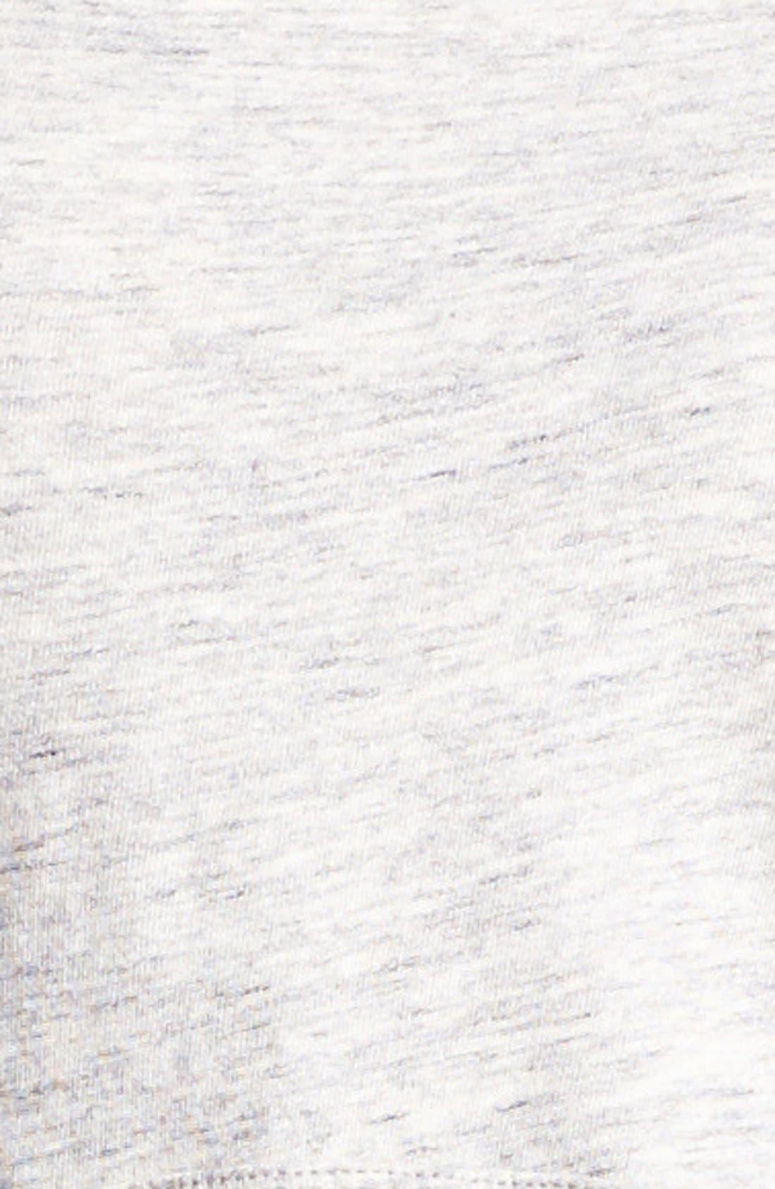 Alternate Image 5  - Hard Tail Raglan Sleeve Sweatshirt (Online Only)
