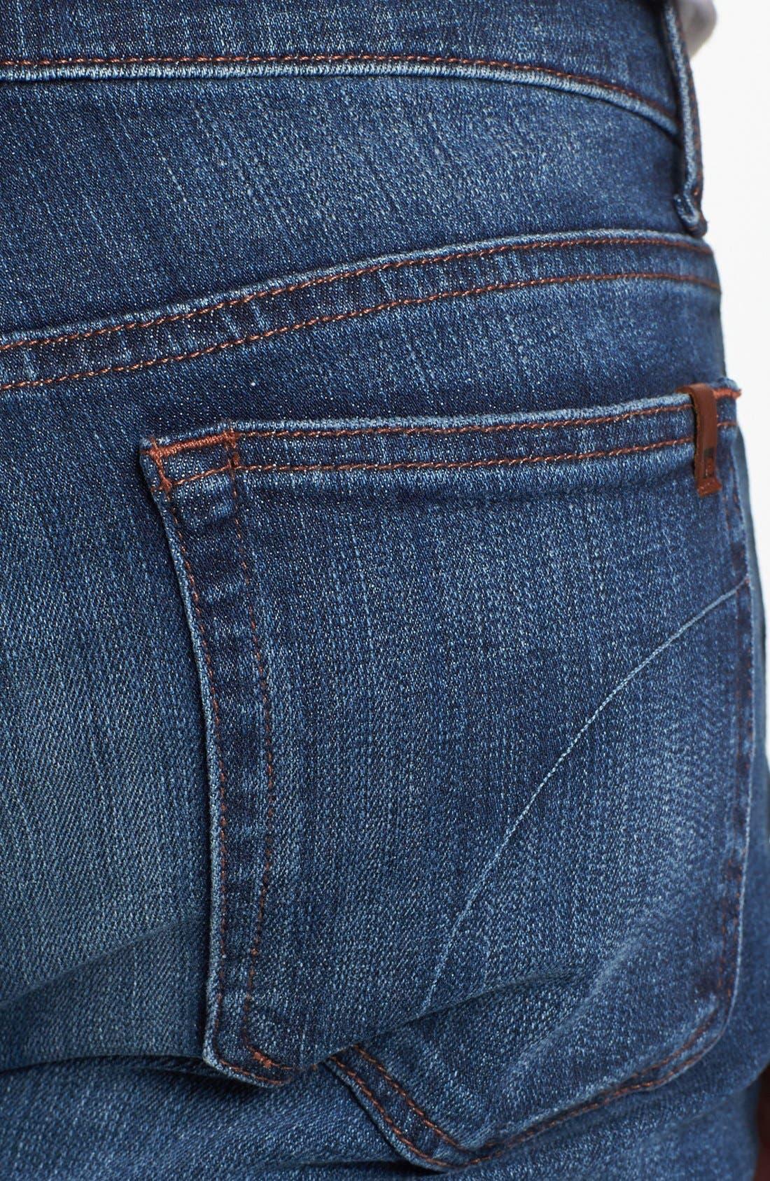 Alternate Image 4  - Joe's 'Rocker' Bootcut Jeans (Abel)