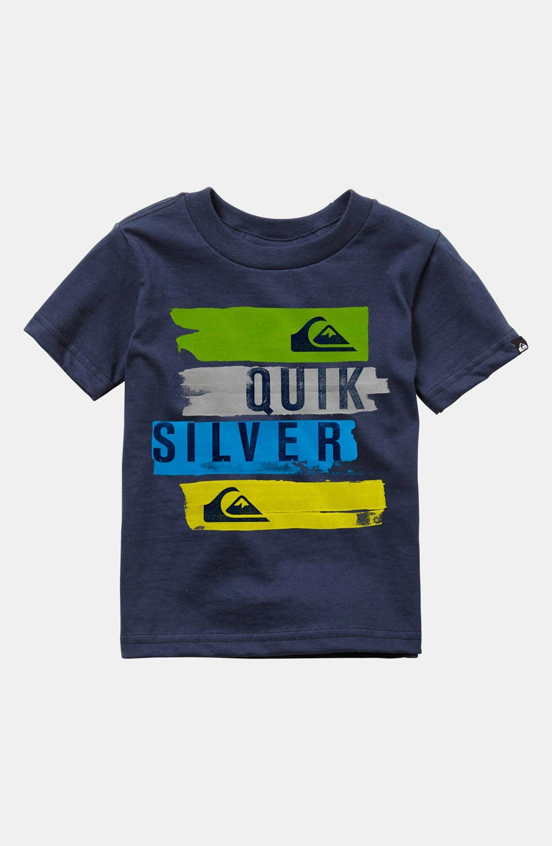 Alternate Image 1 Selected - Quiksilver 'Mix Up' T-Shirt (Baby Boys)