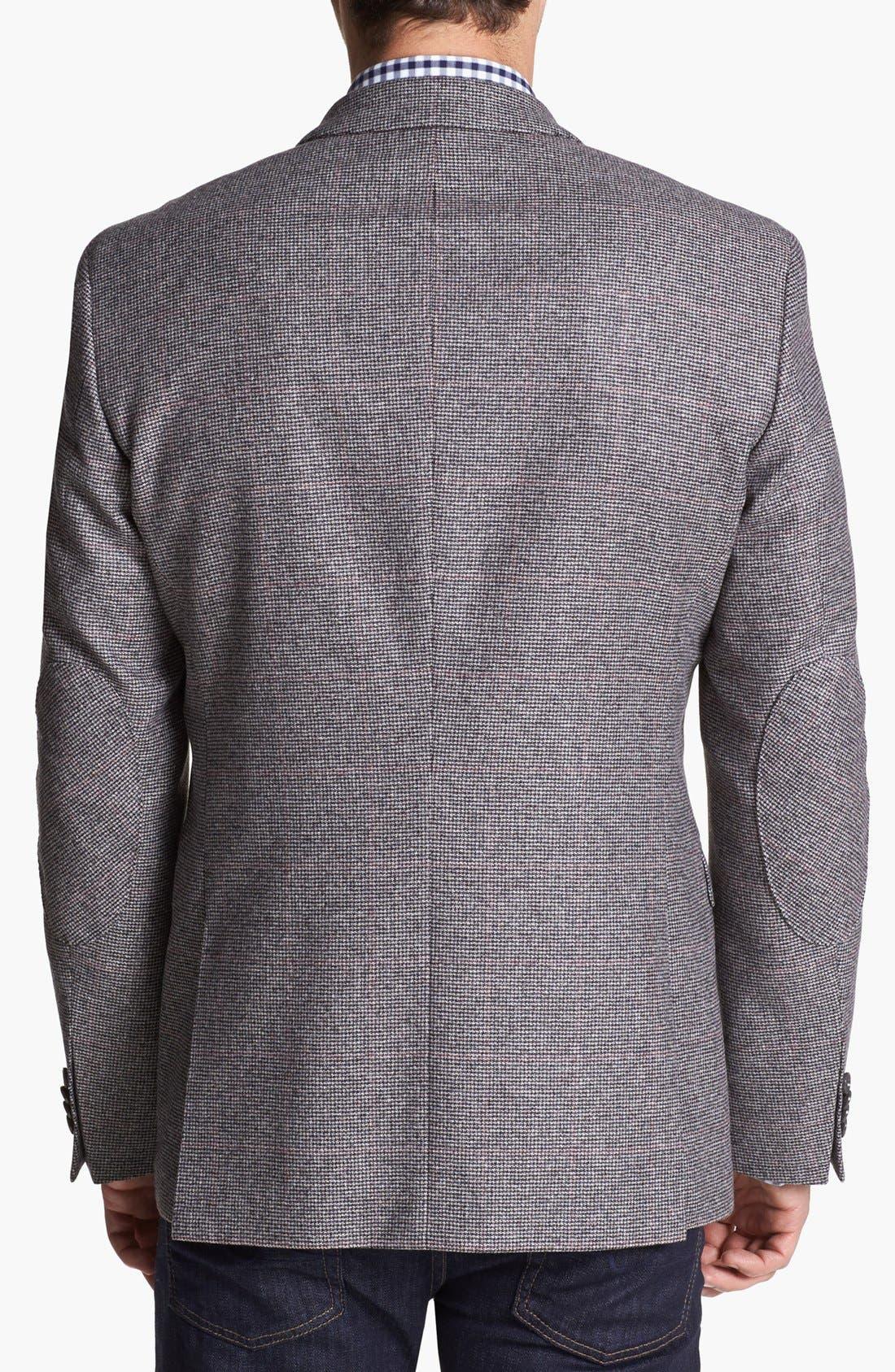Alternate Image 3  - BOSS HUGO BOSS 'Rhett' Extra Trim Fit Sportcoat