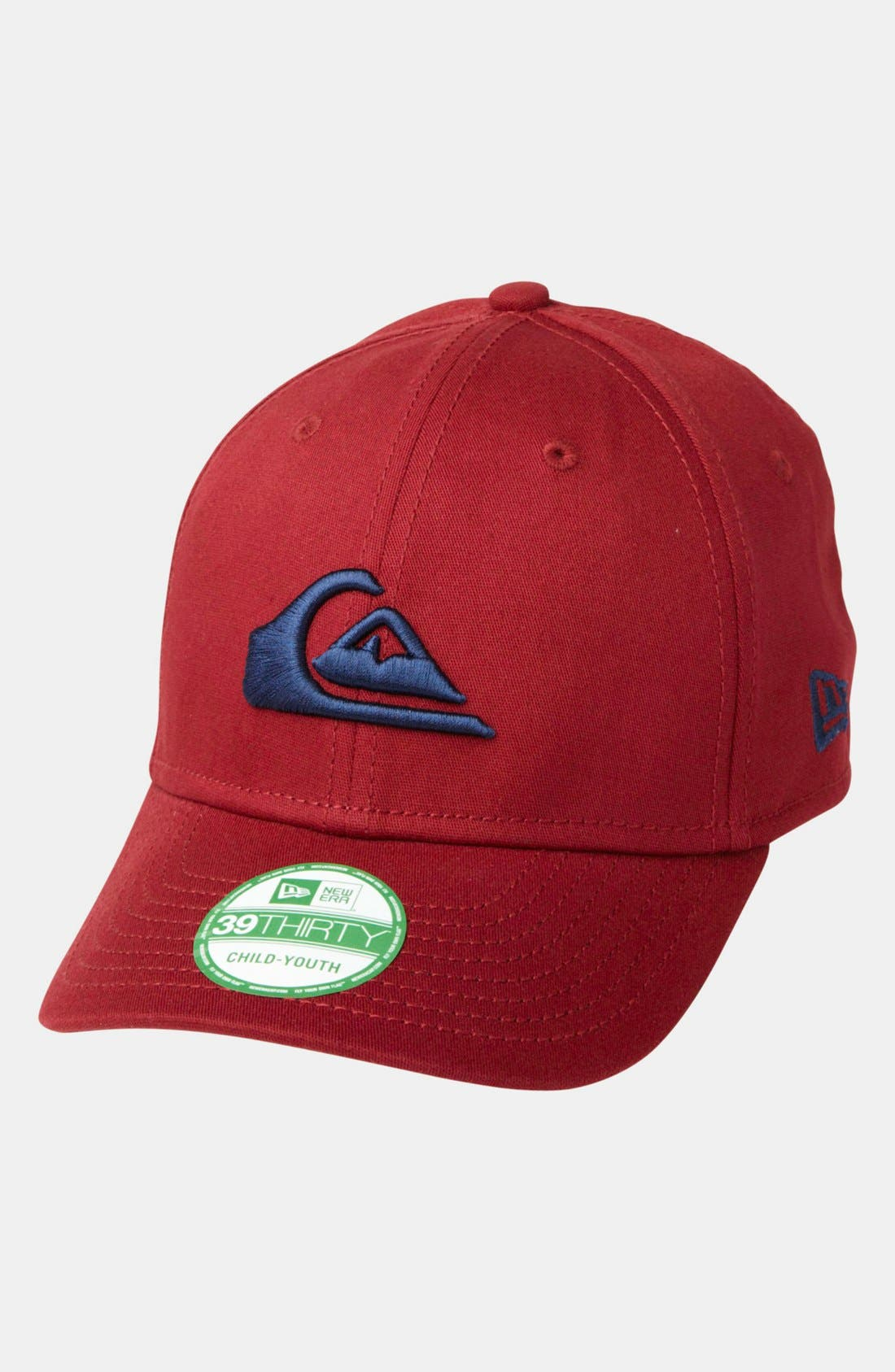 Main Image - Quiksilver 'Ruckis' Fitted Hat (Baby Boys)
