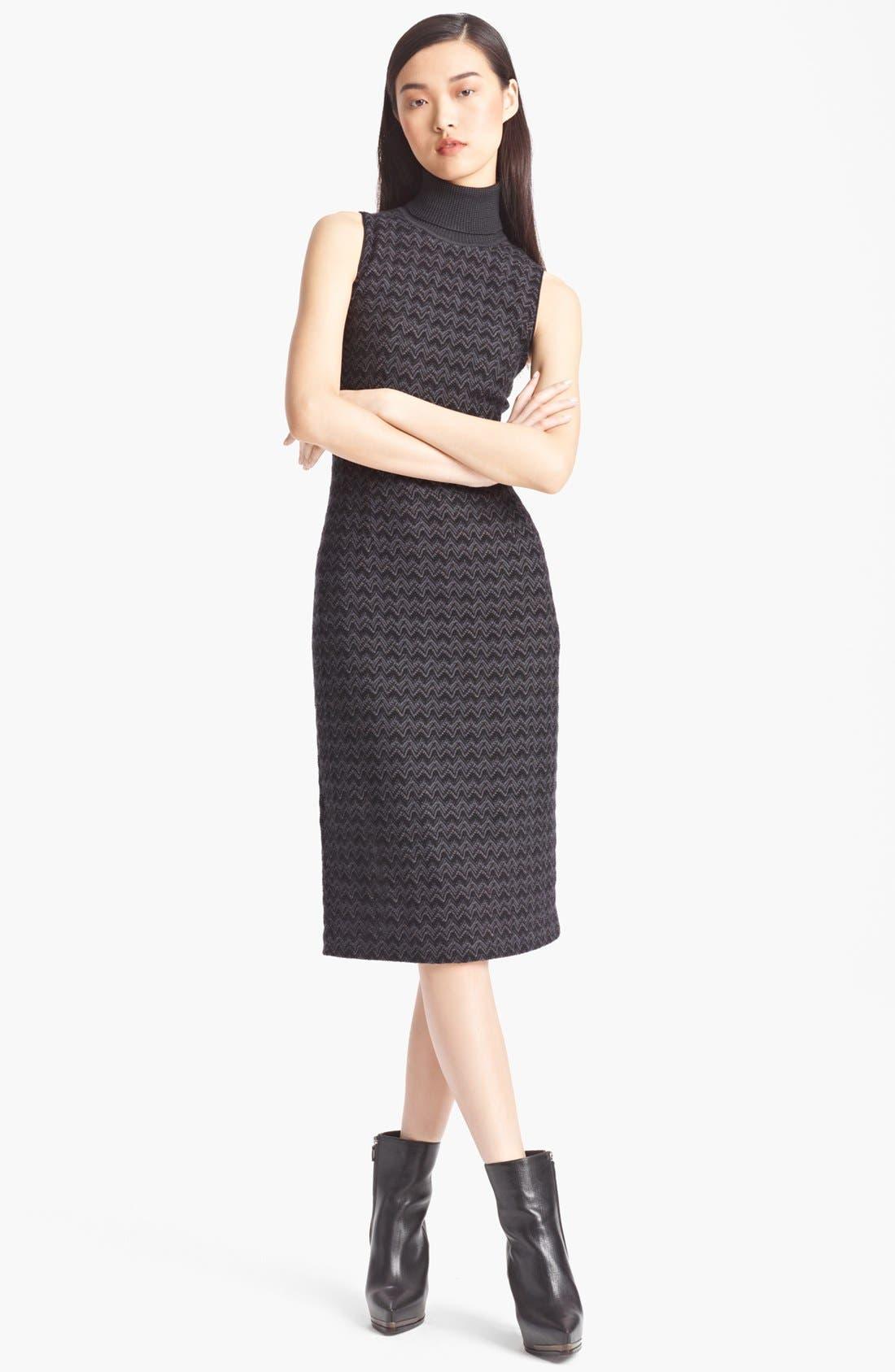 Alternate Image 1 Selected - Missoni Turtleneck Dress