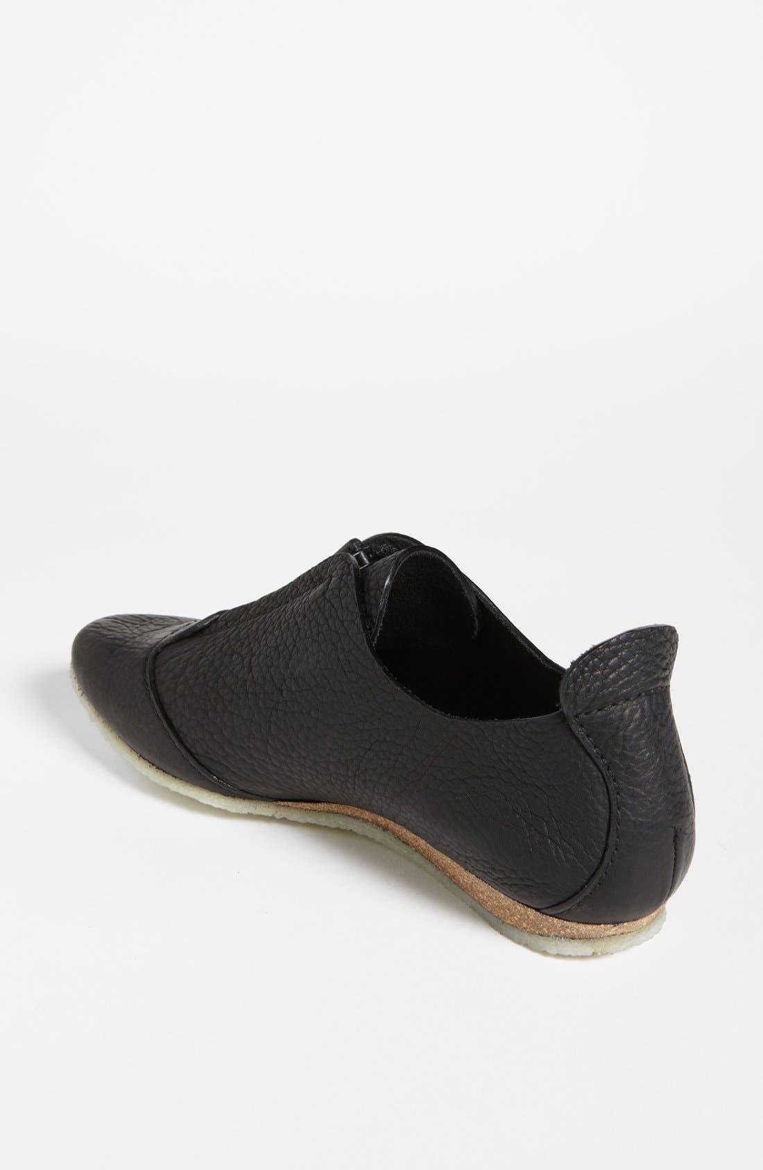 Alternate Image 2  - Pedro Garcia 'River' Zip Front Loafer