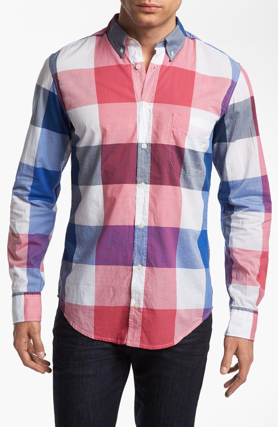 Alternate Image 1 Selected - BOSS Orange 'Equator' Sport Shirt
