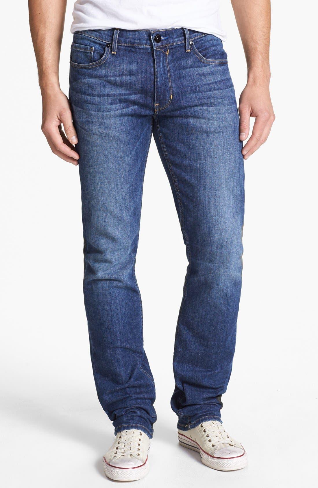 Alternate Image 2  - PAIGE 'Normandie' Slim Fit Jeans (Current)