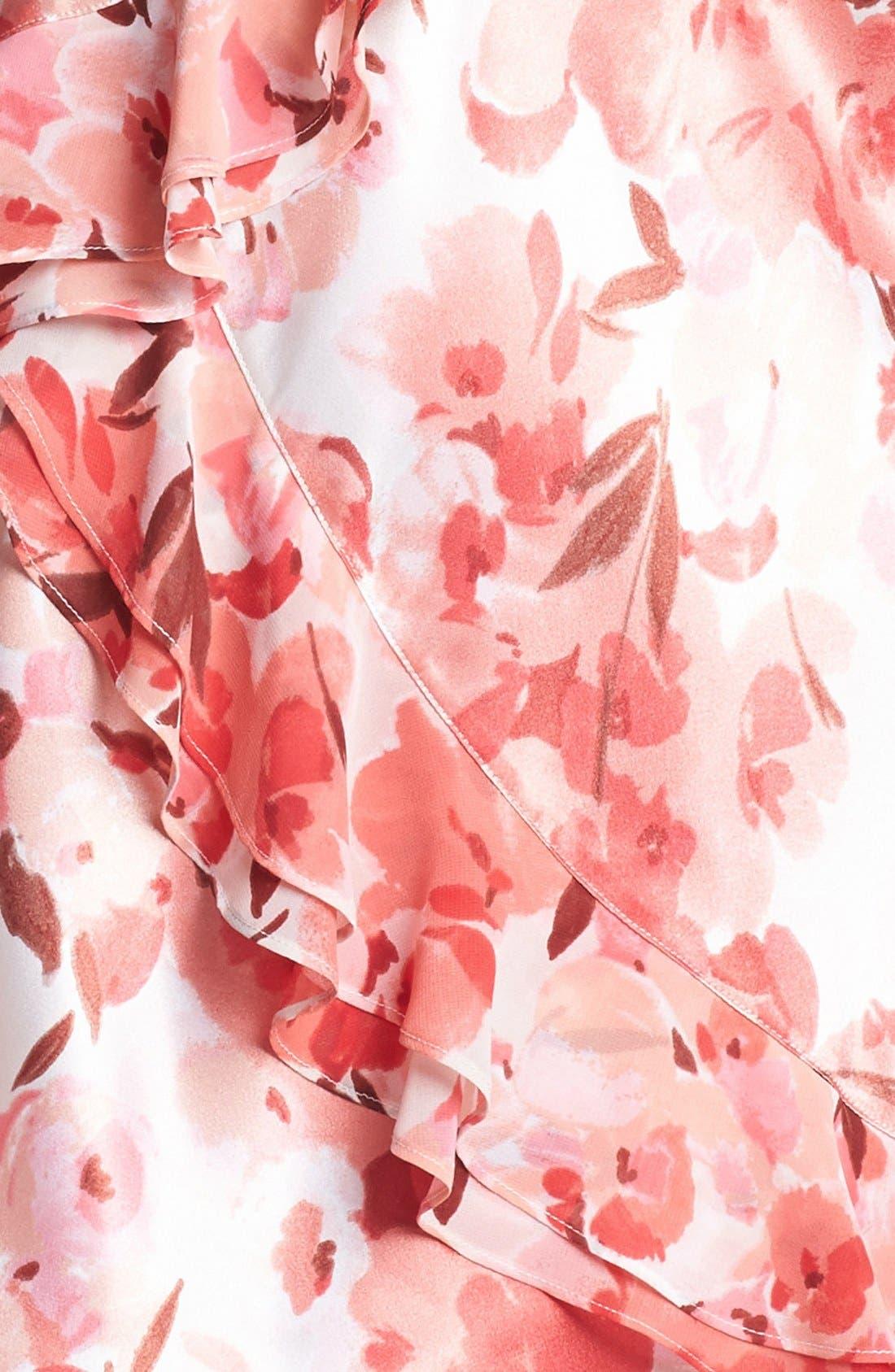 Alternate Image 3  - Oscar de la Renta Sleepwear 'Enchanted Garden' Chemise