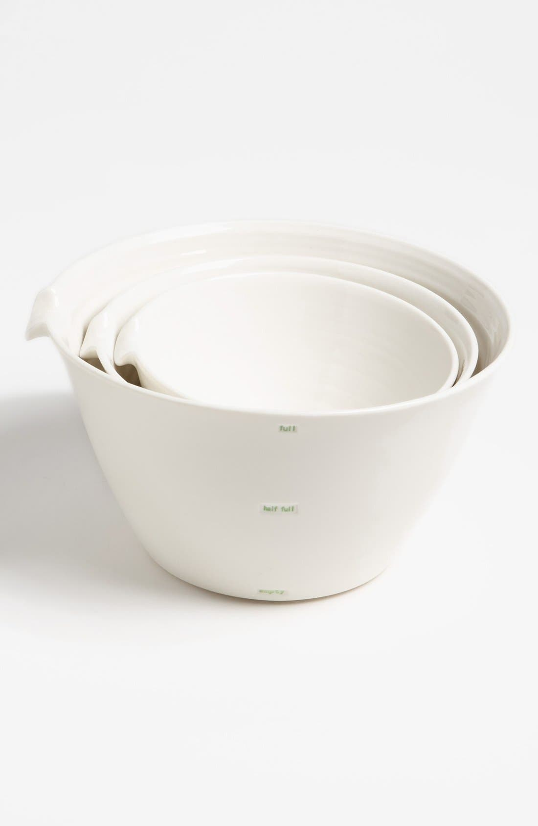 Alternate Image 2  - 'Word Range' Mixing Bowls (Set of 3)