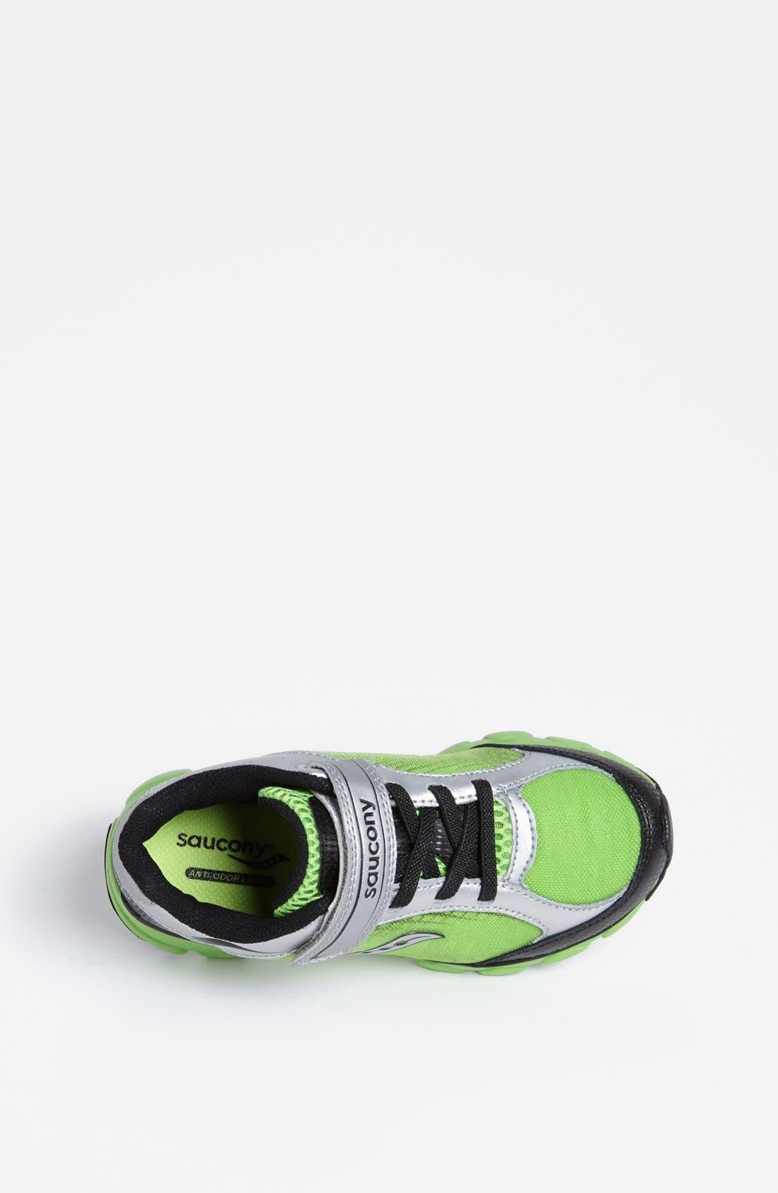 Alternate Image 3  - Saucony 'Virrata' Sneaker (Toddler & Little Kid)
