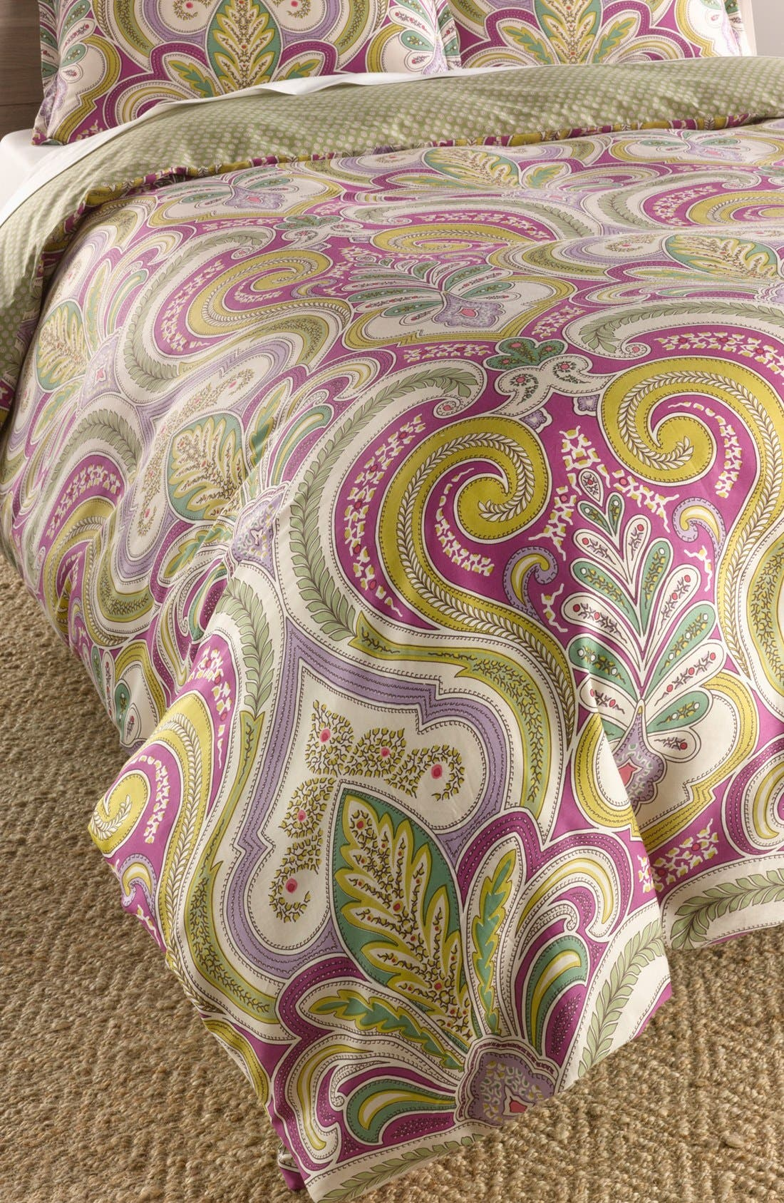 Alternate Image 1 Selected - Echo 'Vineyard' Duvet Cover