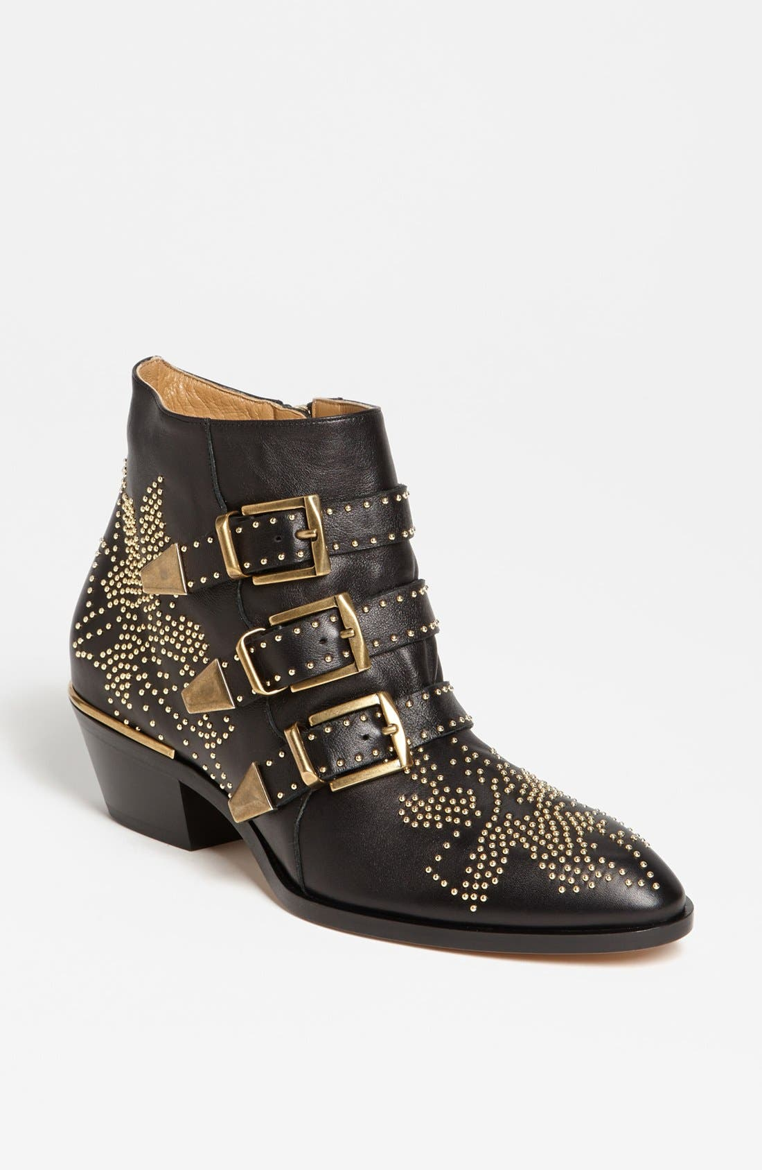 Alternate Image 1 Selected - Chloé 'Susanna' Stud Buckle Bootie