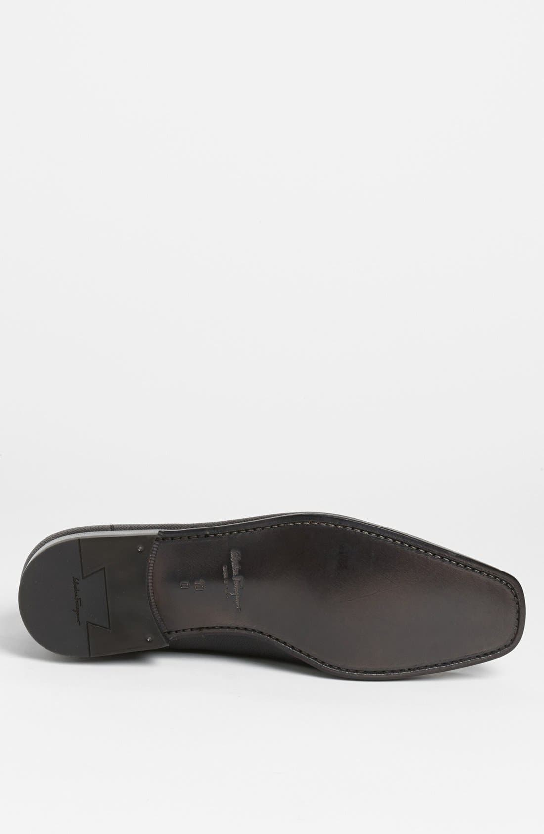 Alternate Image 4  - Salvatore Ferragamo 'Svezia' Loafer