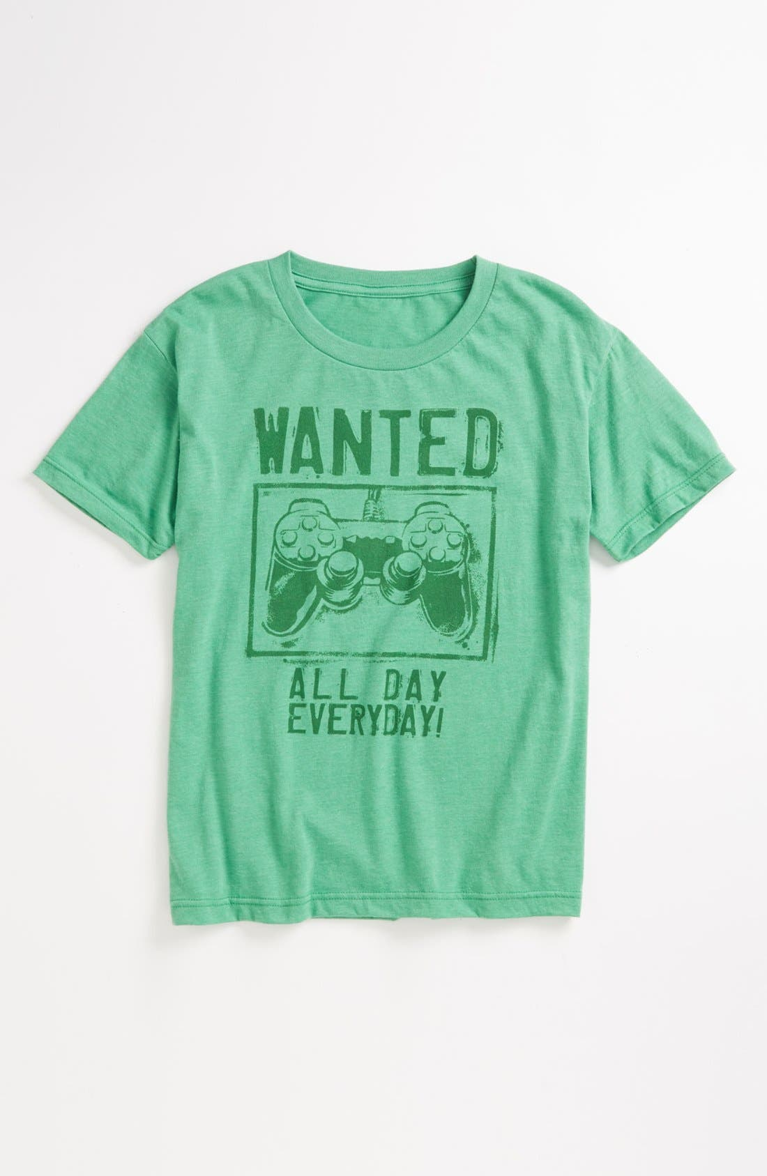 Alternate Image 1 Selected - Jem 'Wanted' Screenprint T-Shirt (Big Boys)