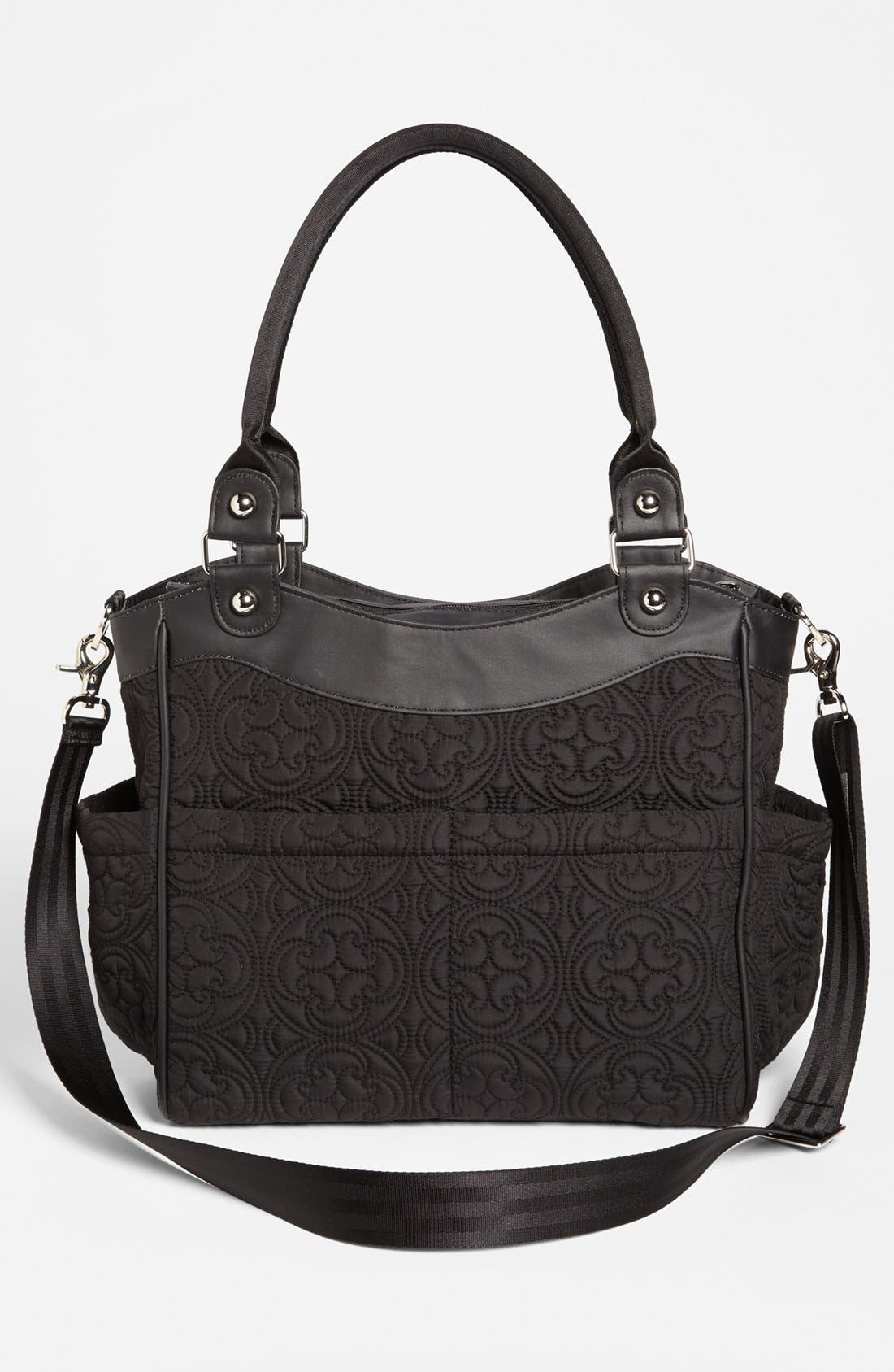 Alternate Image 2  - Petunia Pickle Bottom 'City Carryall' Diaper Bag (Nordstrom Exclusive)