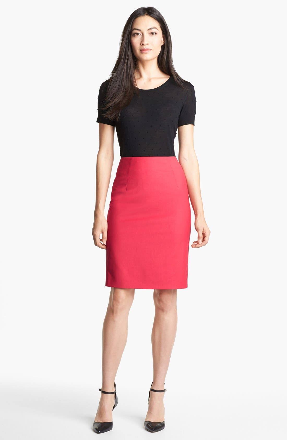 Alternate Image 3  - BOSS HUGO BOSS 'Vilina' Skirt