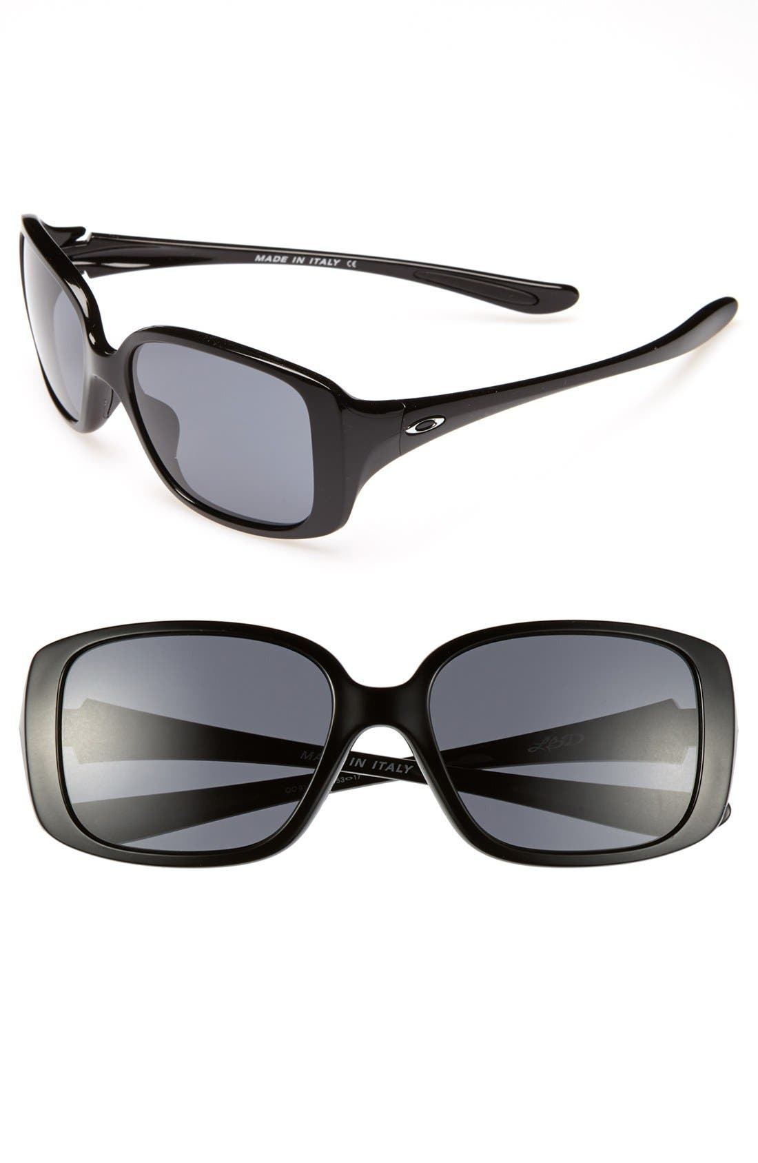 Alternate Image 1 Selected - Oakley 'LBD' 53mm Sunglasses