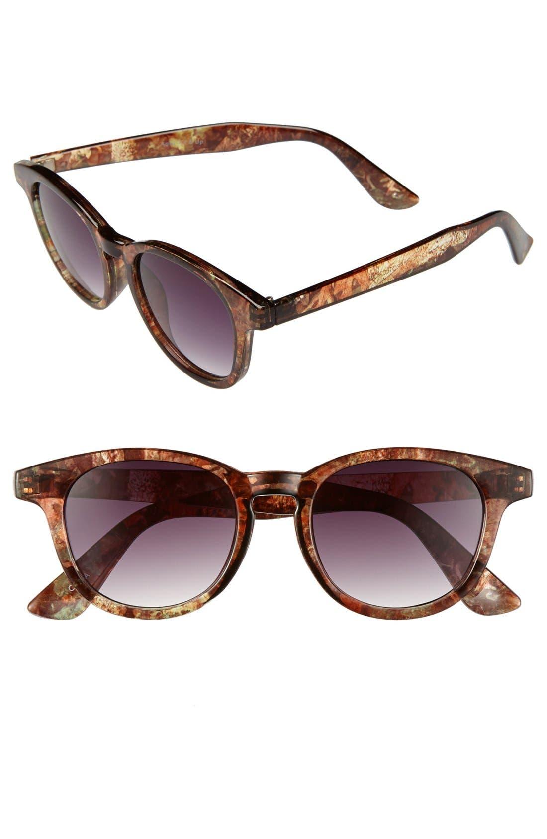 Main Image - FE NY 'Dartmouth' Sunglasses
