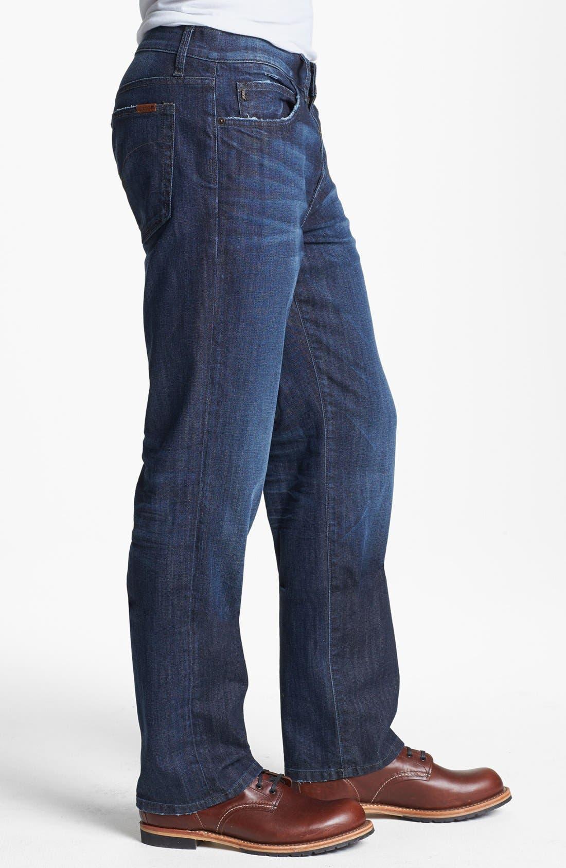 Alternate Image 3  - Joe's 'Rebel' Relaxed Leg Jeans (Derek)