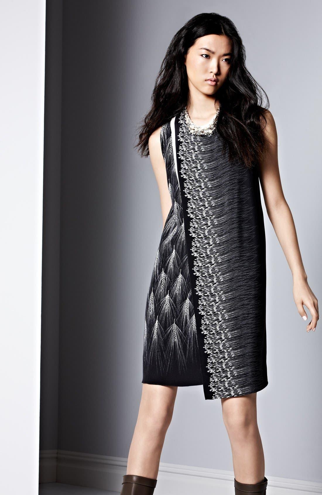 Alternate Image 4  - 3.1 Phillip Lim Mix Print Layered Silk Dress