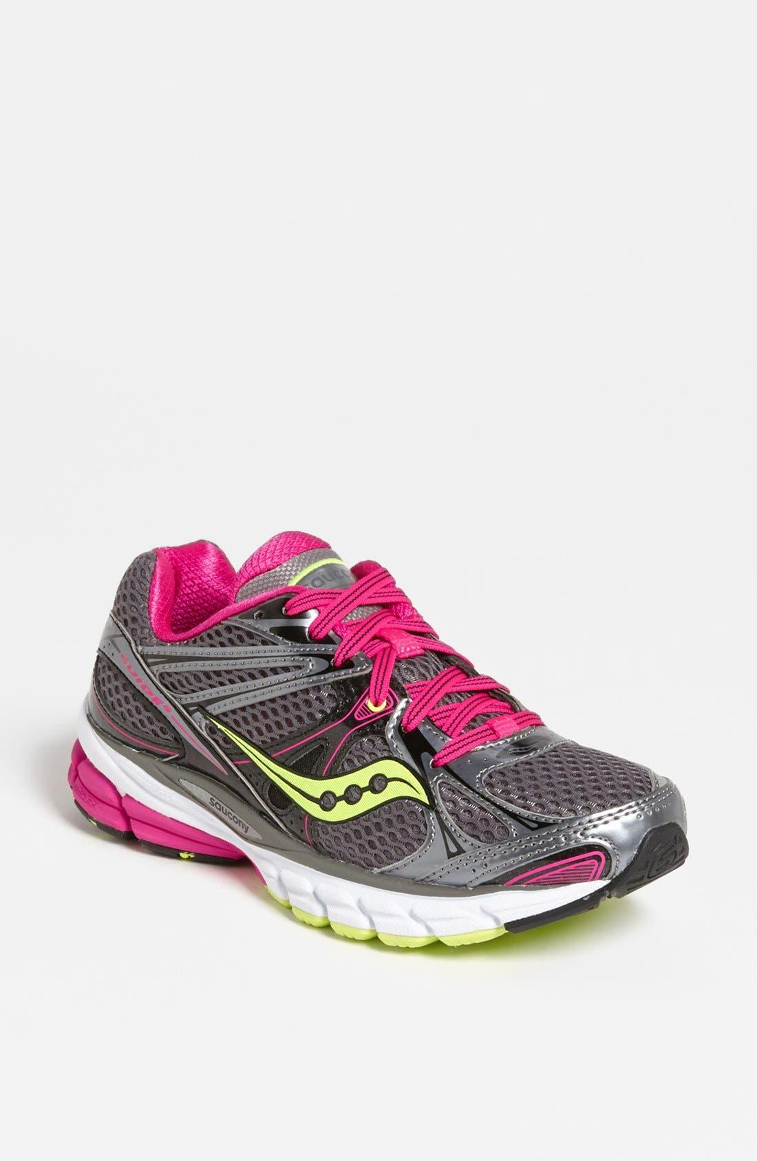 Main Image - Saucony 'Guide 6' Running Shoe (Women)