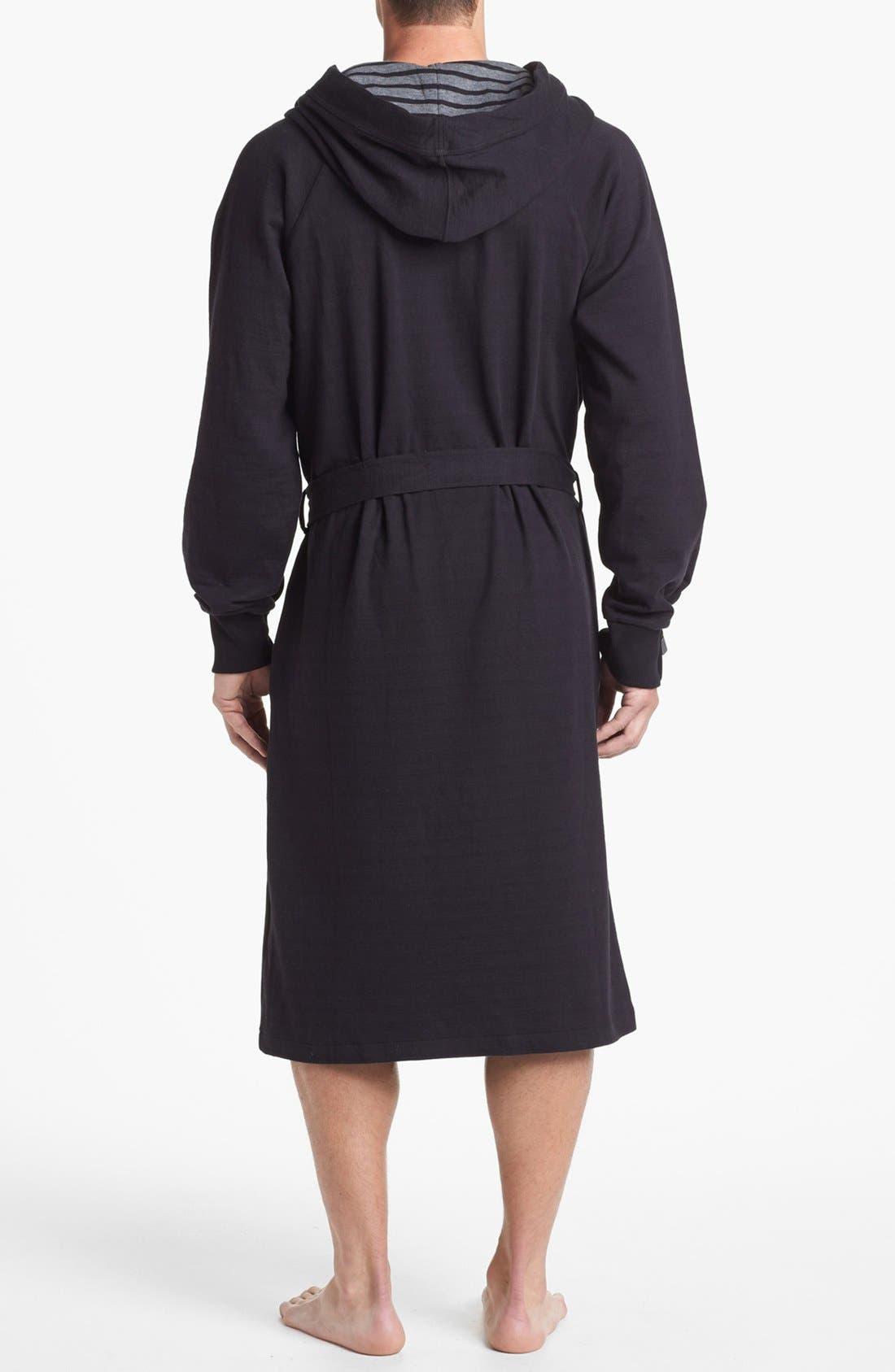 Alternate Image 2  - BOSS HUGO BOSS 'Innovation 4' Hooded Robe