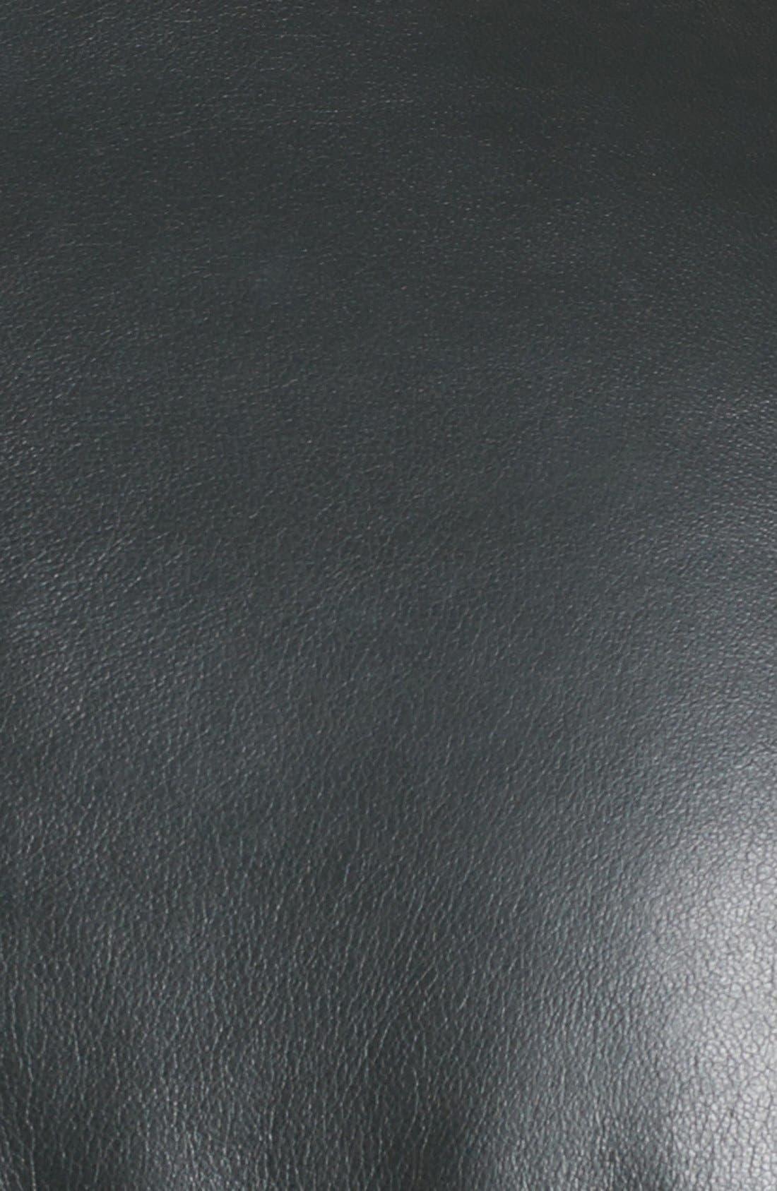 Alternate Image 3  - KENZO Quilted Leather Bomber Jacket