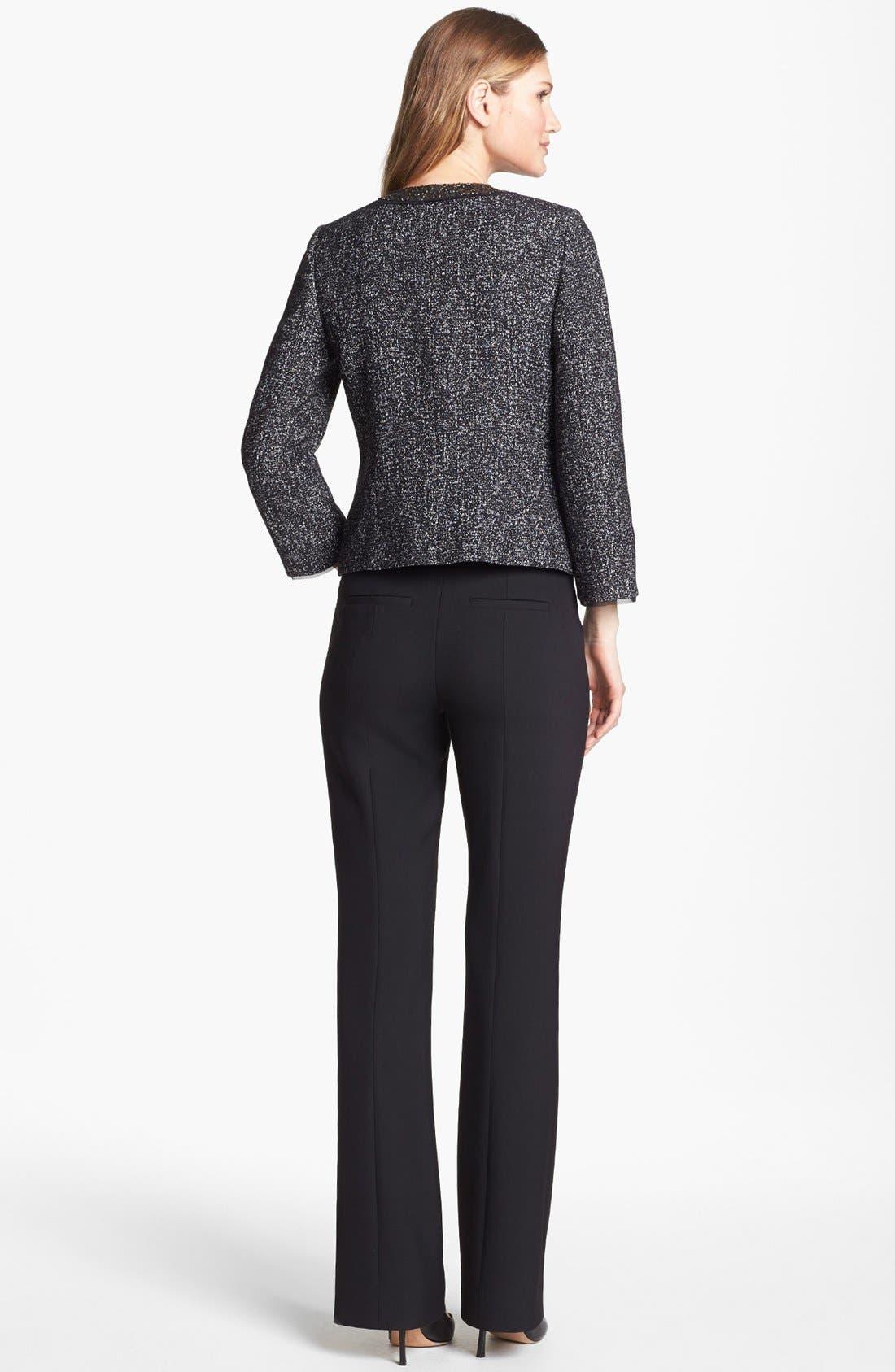Alternate Image 3  - Classiques Entier® 'Monte Weave' Embellished Jacket