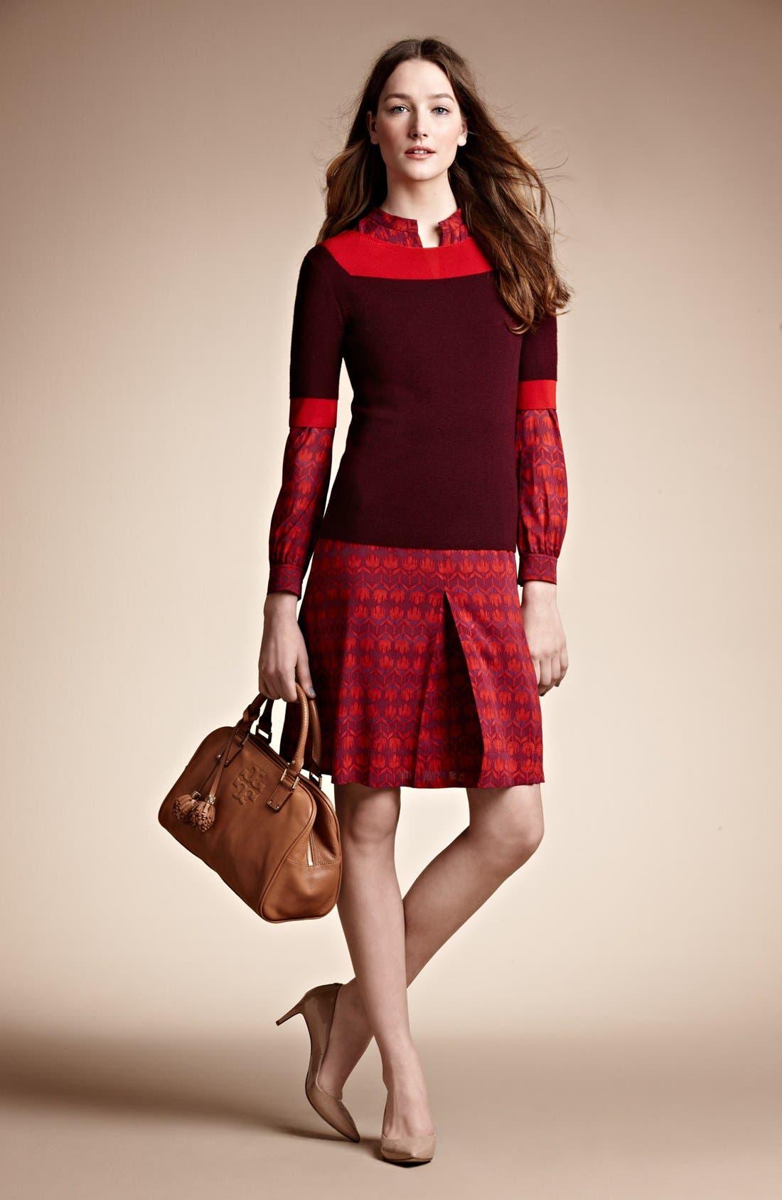 Alternate Image 4  - Tory Burch 'Juliet' Sweater