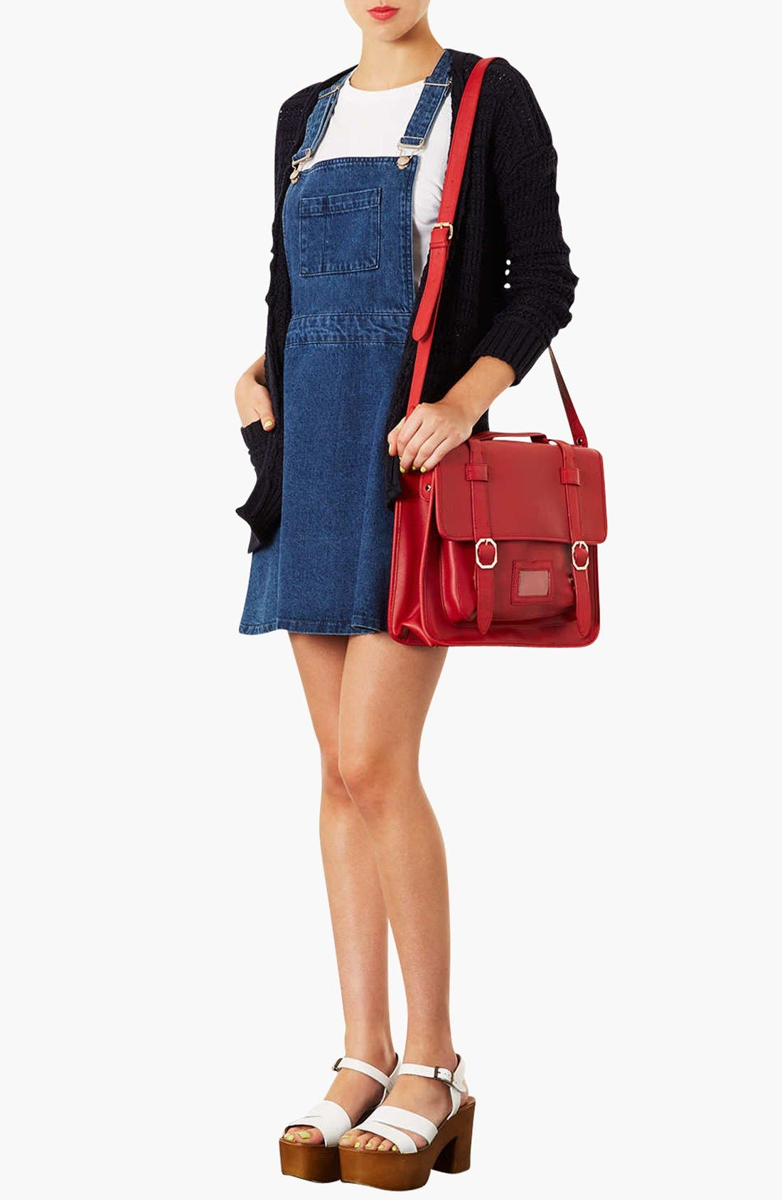 Alternate Image 2  - Topshop 'Mary' Satchel