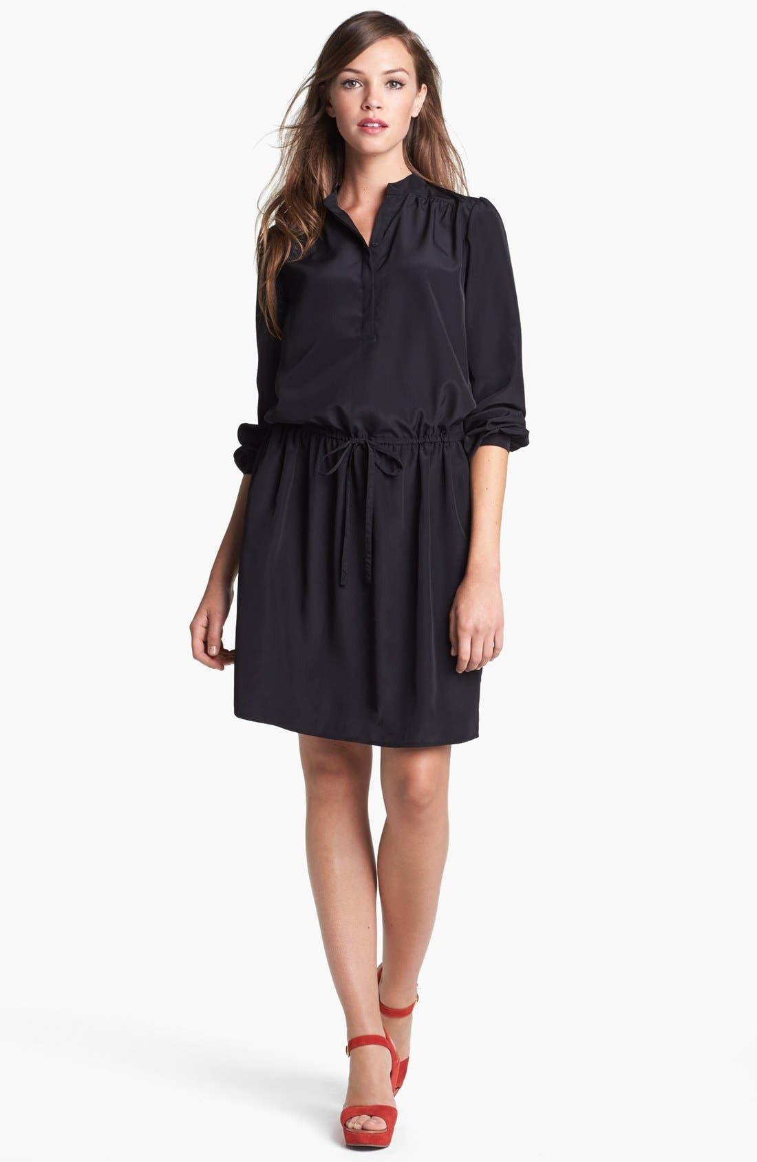 Alternate Image 1 Selected - Halogen® Dropped Waist Dress