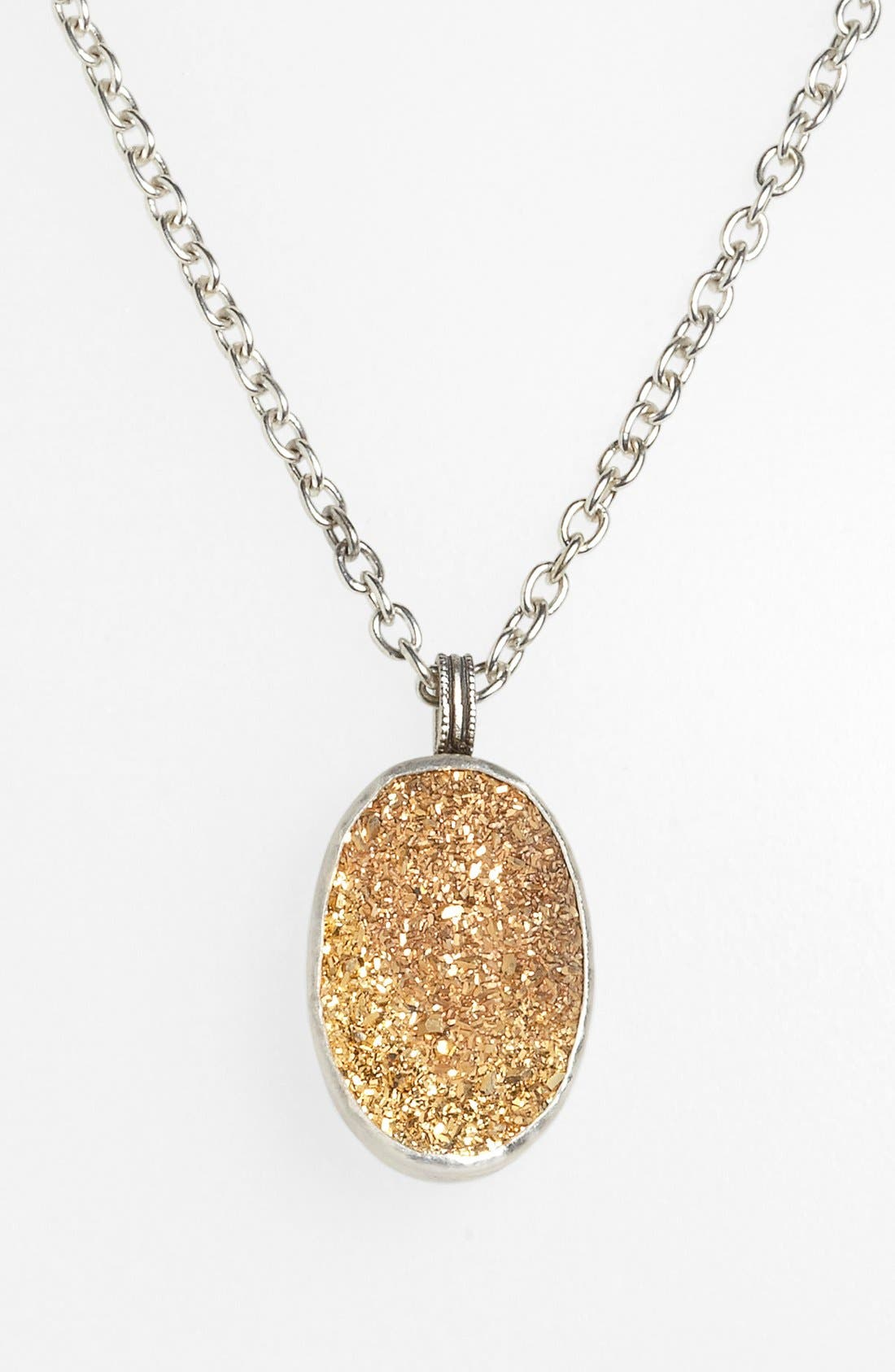 Alternate Image 1 Selected - Gurhan 'Galaxy' Drusy Pendant Necklace