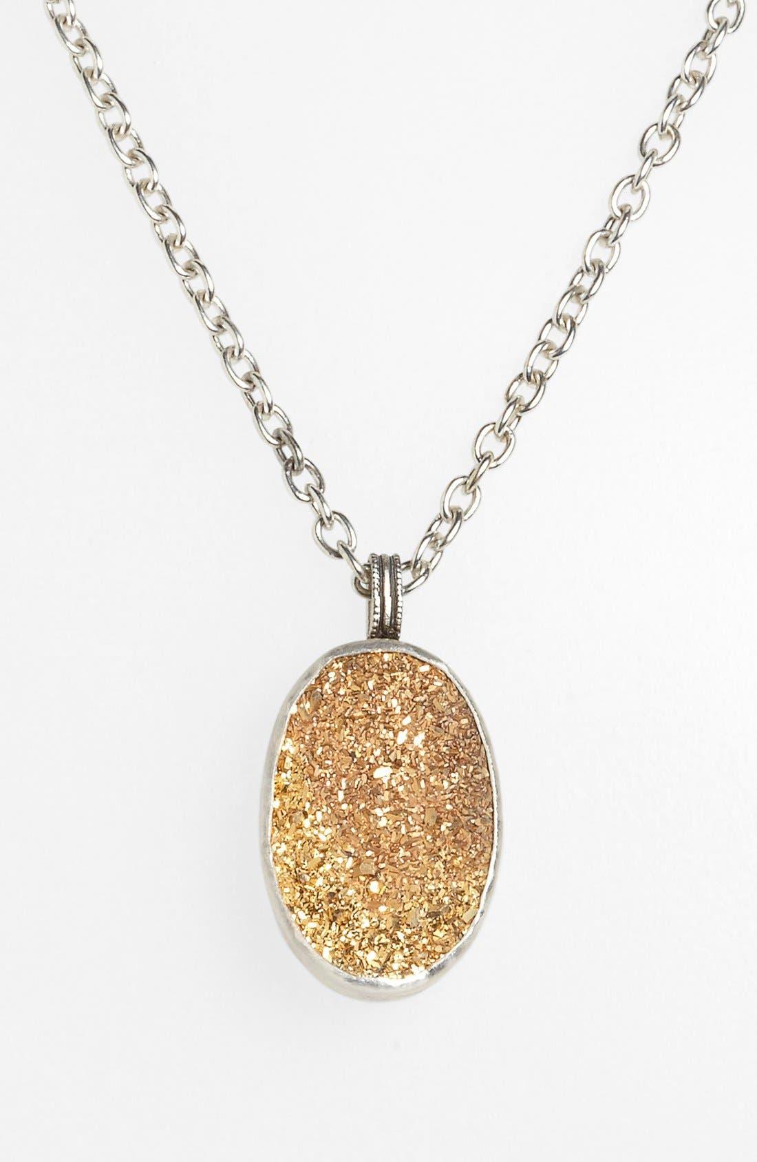Main Image - Gurhan 'Galaxy' Drusy Pendant Necklace