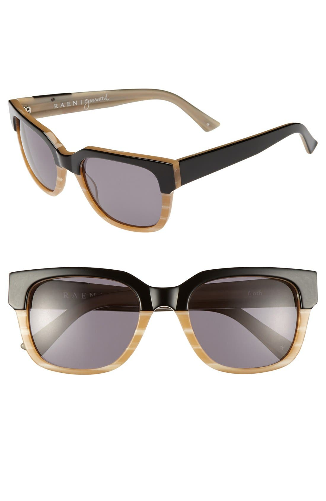 Alternate Image 1 Selected - RAEN 'Garwood' 54mm Sunglasses