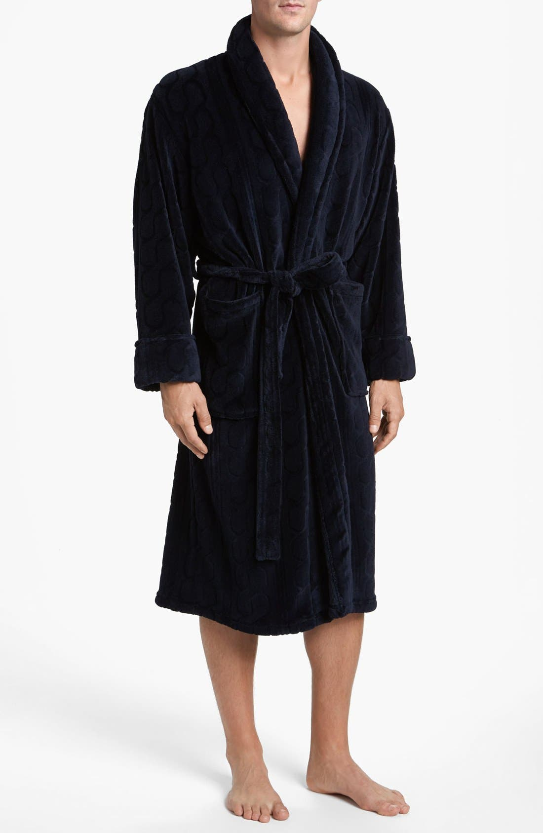 Alternate Image 1 Selected - Daniel Buchler Plush Robe