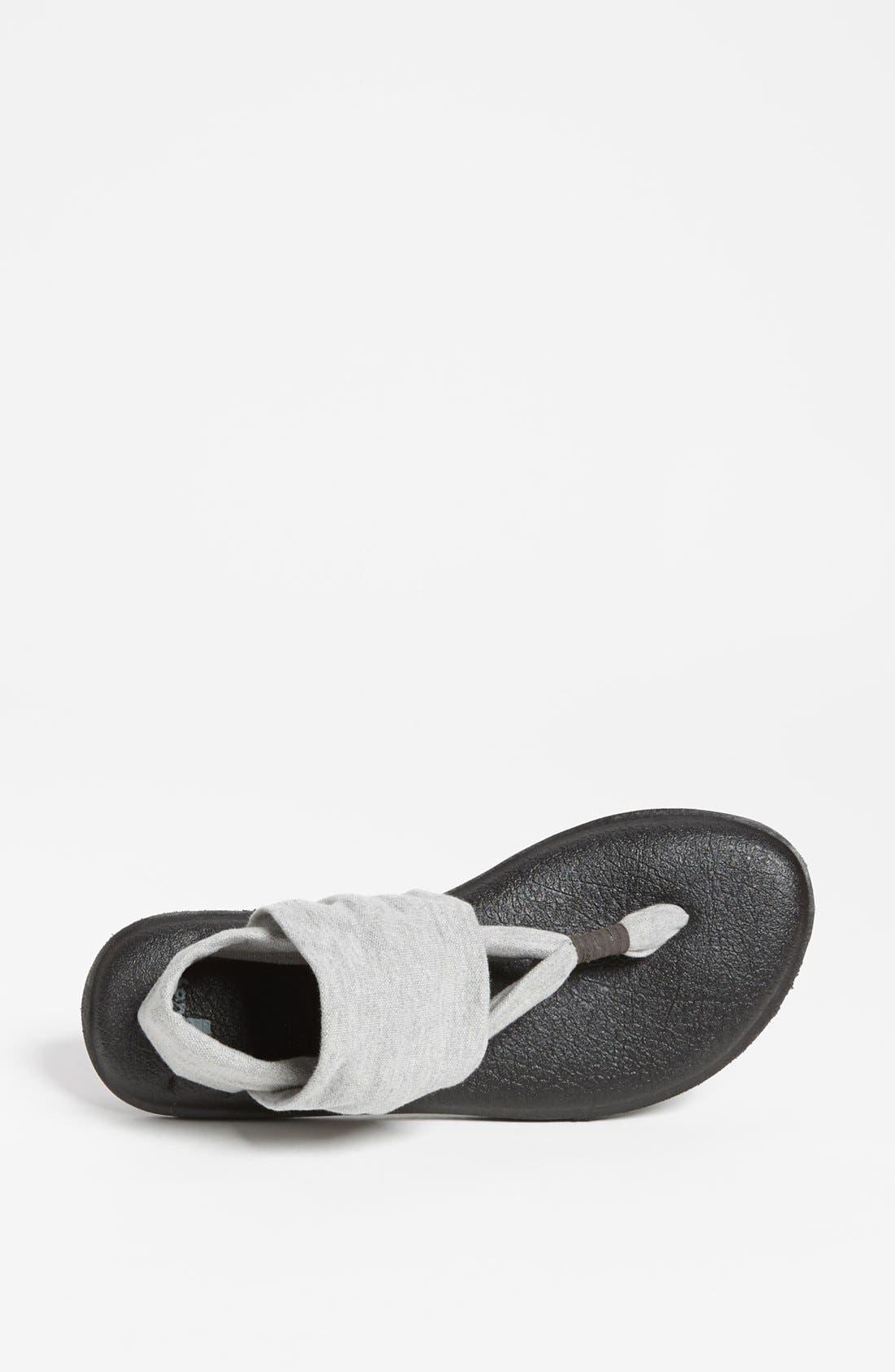 Alternate Image 3  - Sanuk 'Yoga Sling' Sandal (Women)