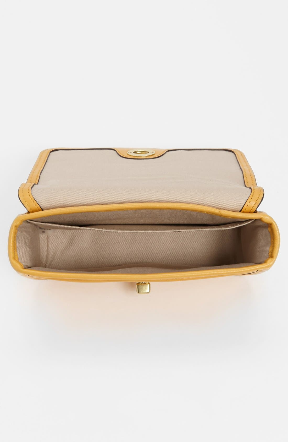 Alternate Image 3  - COACH Leather Crossbody Bag