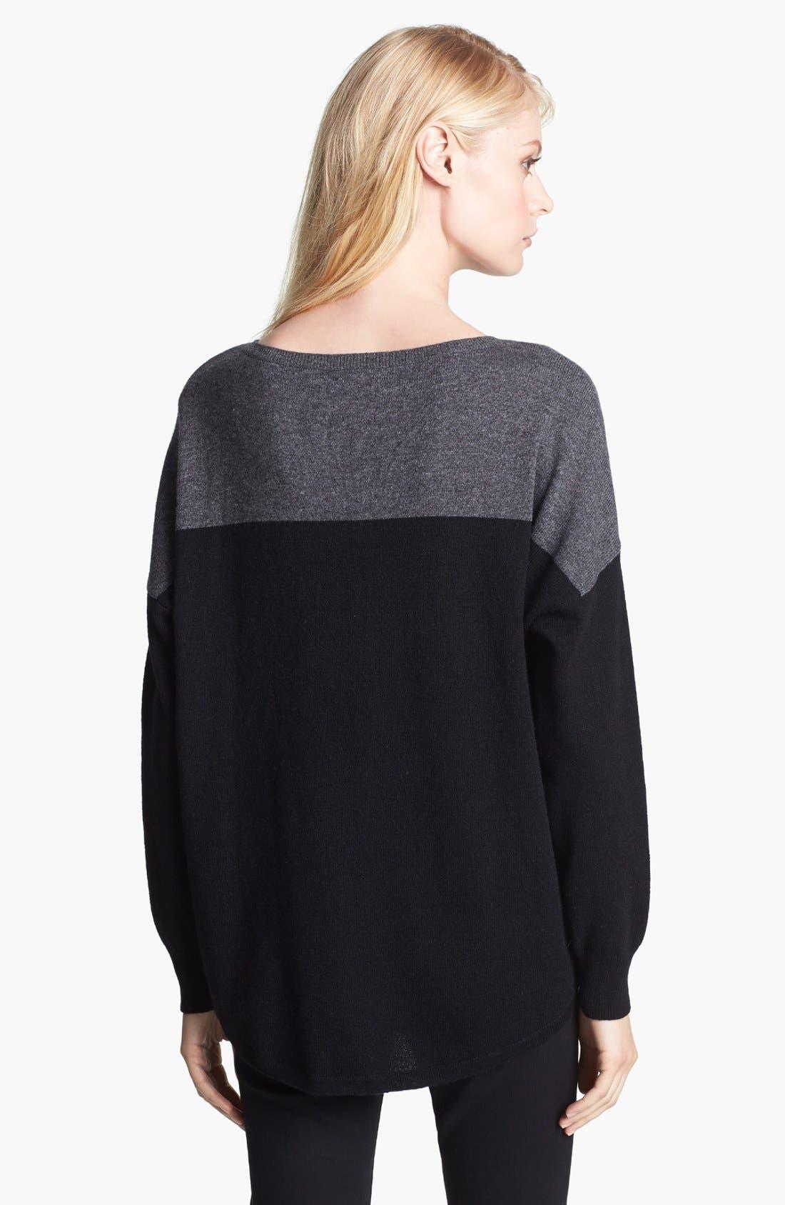 Alternate Image 2  - Joie 'Arnie B.' Wool & Cashmere Sweater