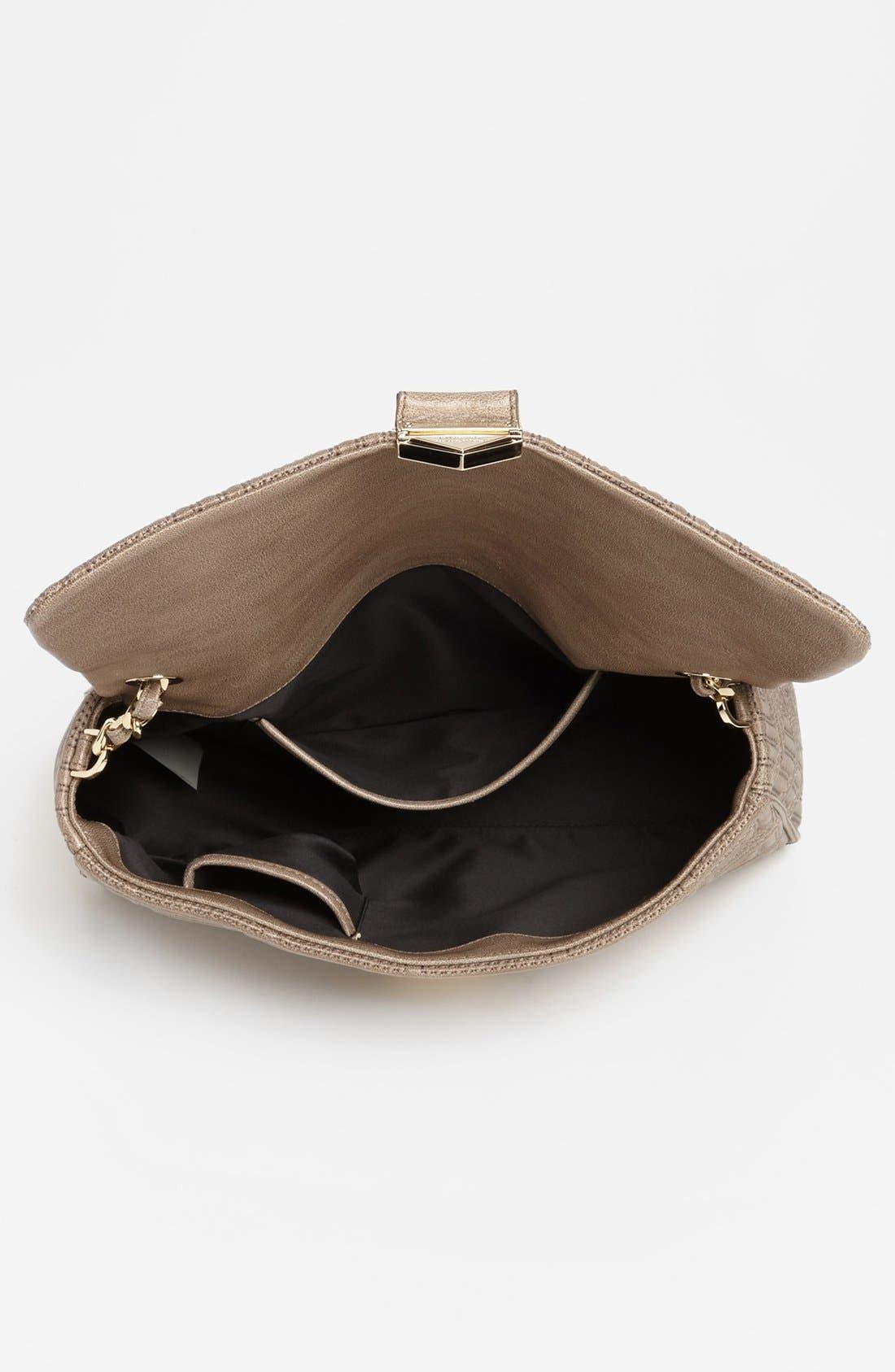Alternate Image 3  - Versace 'Couture' Leather Flap Shoulder Bag