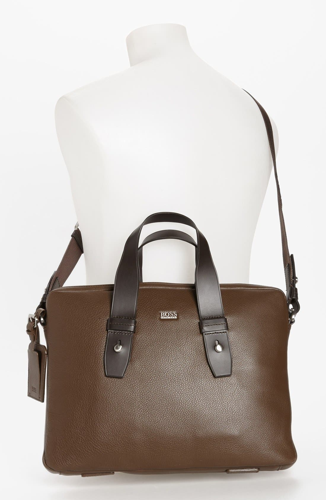 Alternate Image 4  - BOSS HUGO BOSS 'Baptiste' Work Bag
