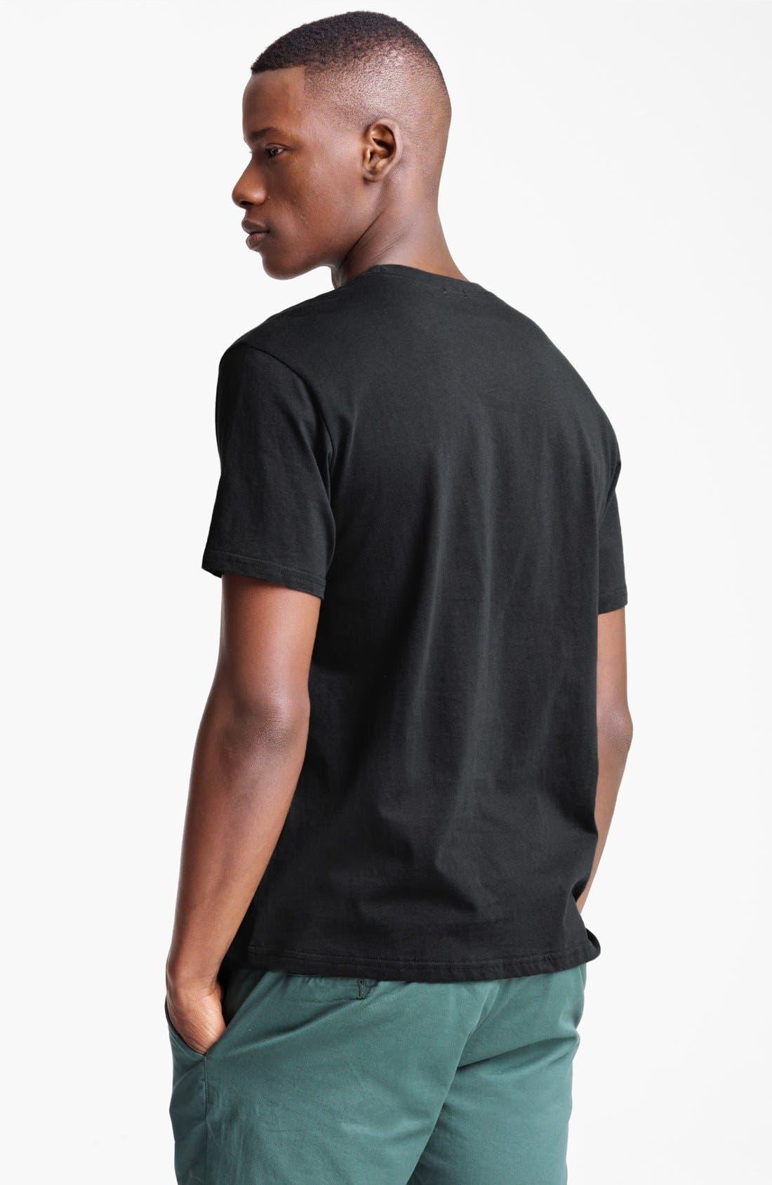 Alternate Image 2  - Paul Smith Jeans Skull Print T-Shirt