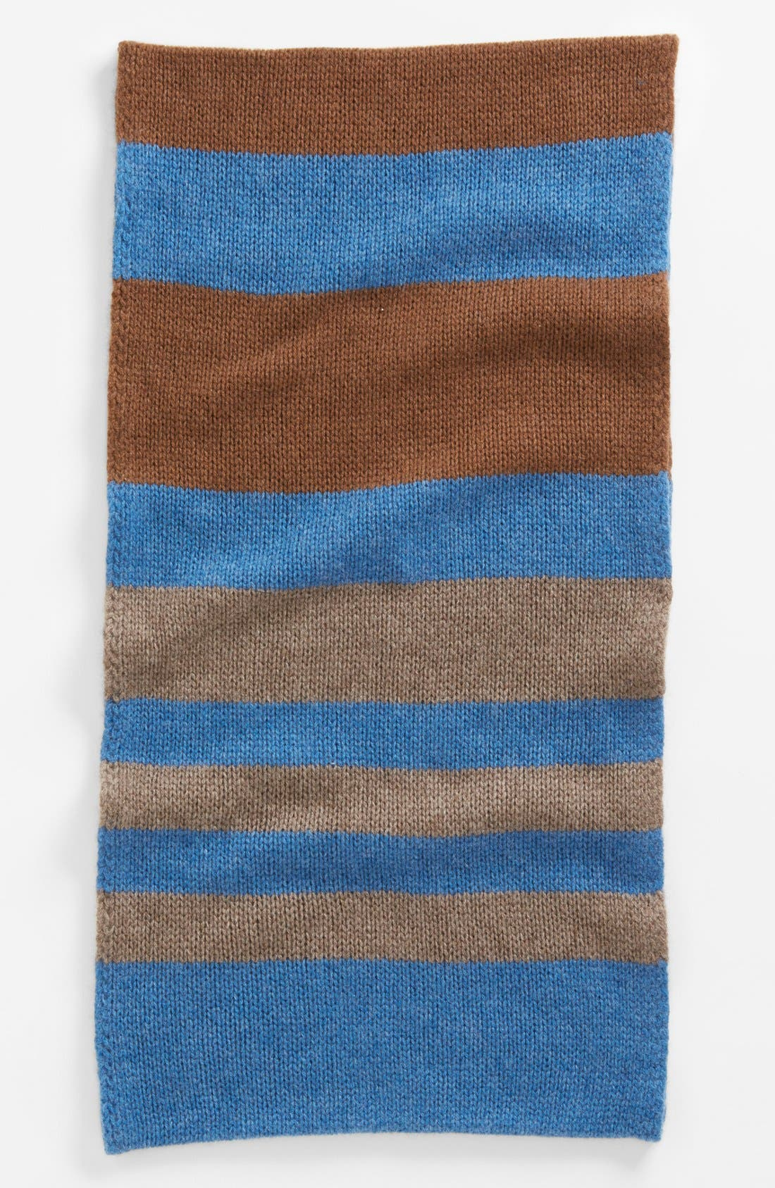 Alternate Image 2  - Nordstrom Stripe Cashmere Infinity Scarf