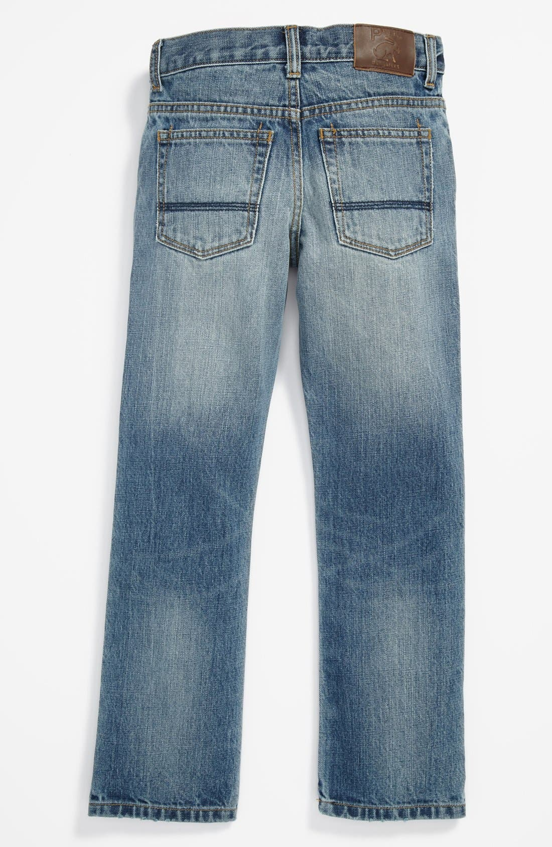 Alternate Image 1 Selected - Peek 'Ellis' Straight Leg Jeans (Toddler Boys, Little Boys & Big Boys)