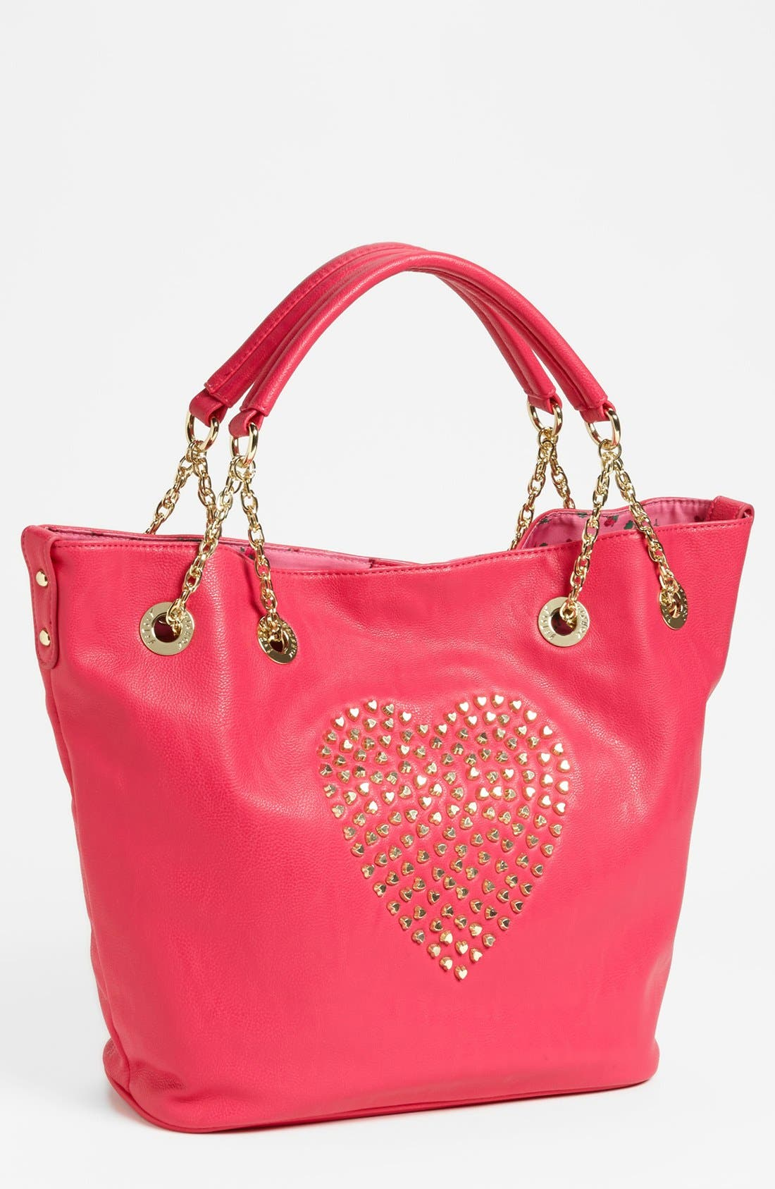 Alternate Image 1 Selected - Betsey Johnson 'Heart Attack' Tote
