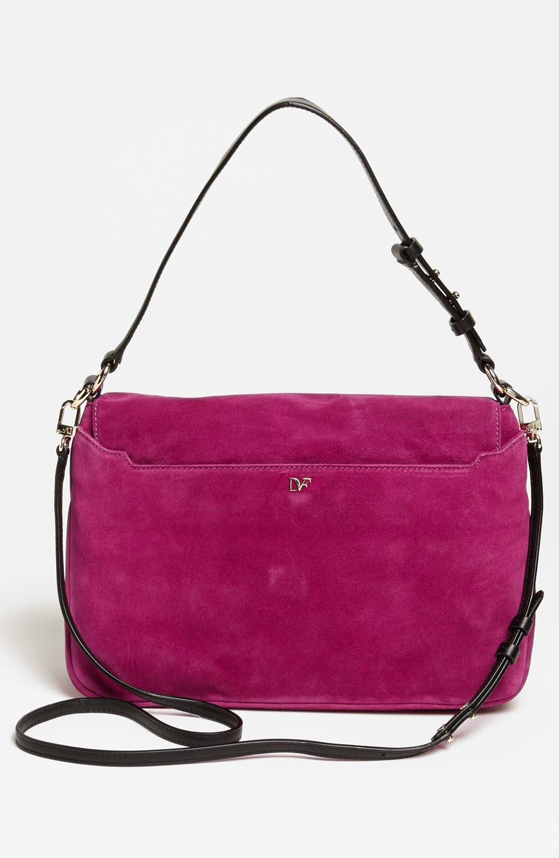 Alternate Image 4  - Diane von Furstenberg 'Flirty' Shoulder Bag