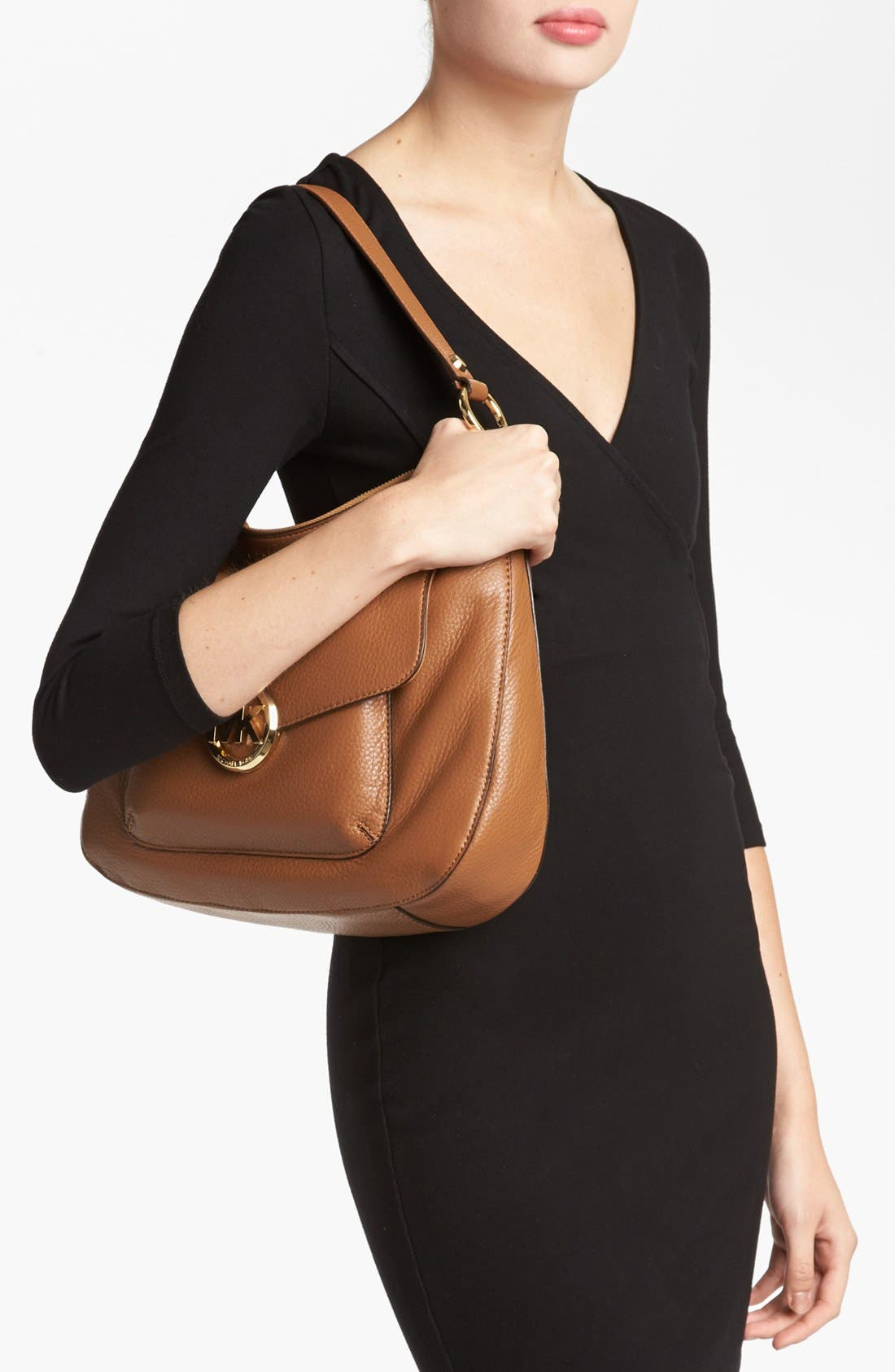 Alternate Image 2  - MICHAEL Michael Kors 'Large Fulton' Shoulder Bag