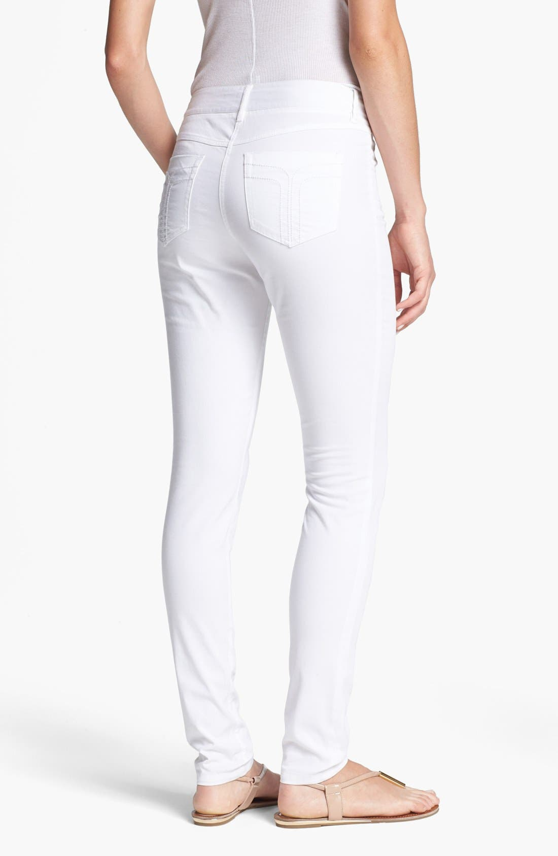 Alternate Image 2  - Trina Turk 'Suki' Skinny Stretch Jeans