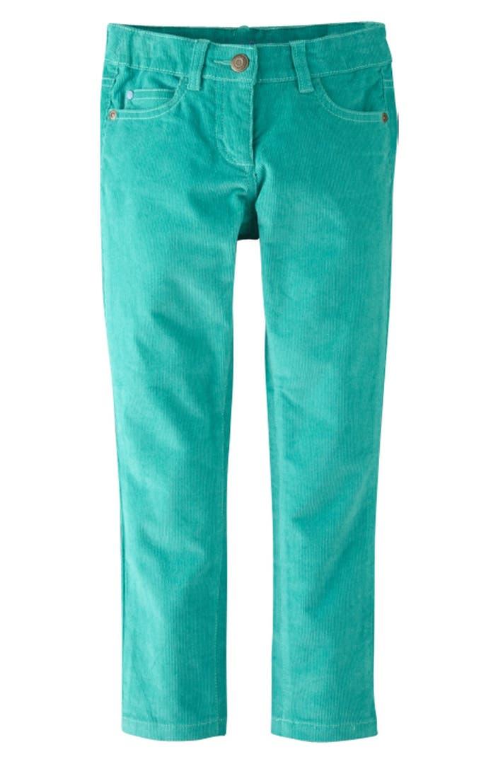 Mini Boden Slim Fit Corduroy Pants Toddler Girls Little